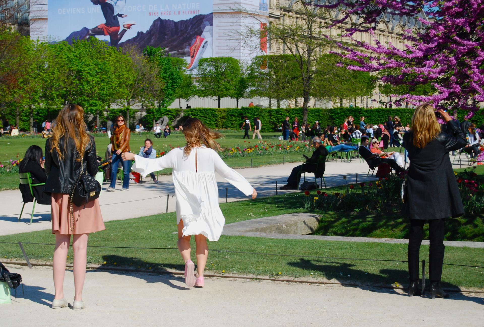 La danseuse des Tuileries 5