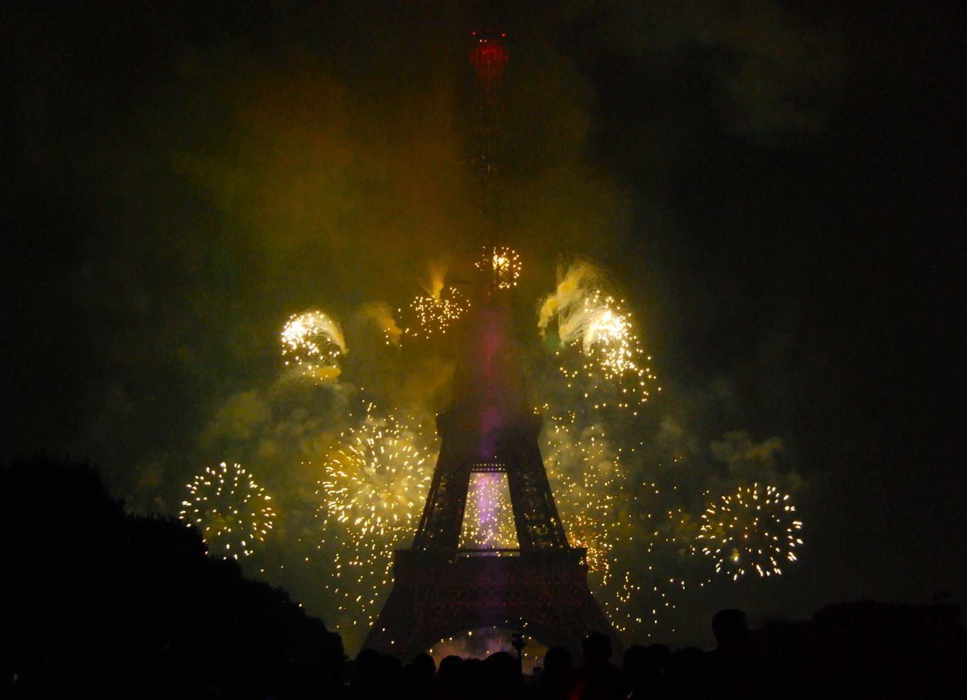 Tour Eiffel - 14-07-2015 - 25