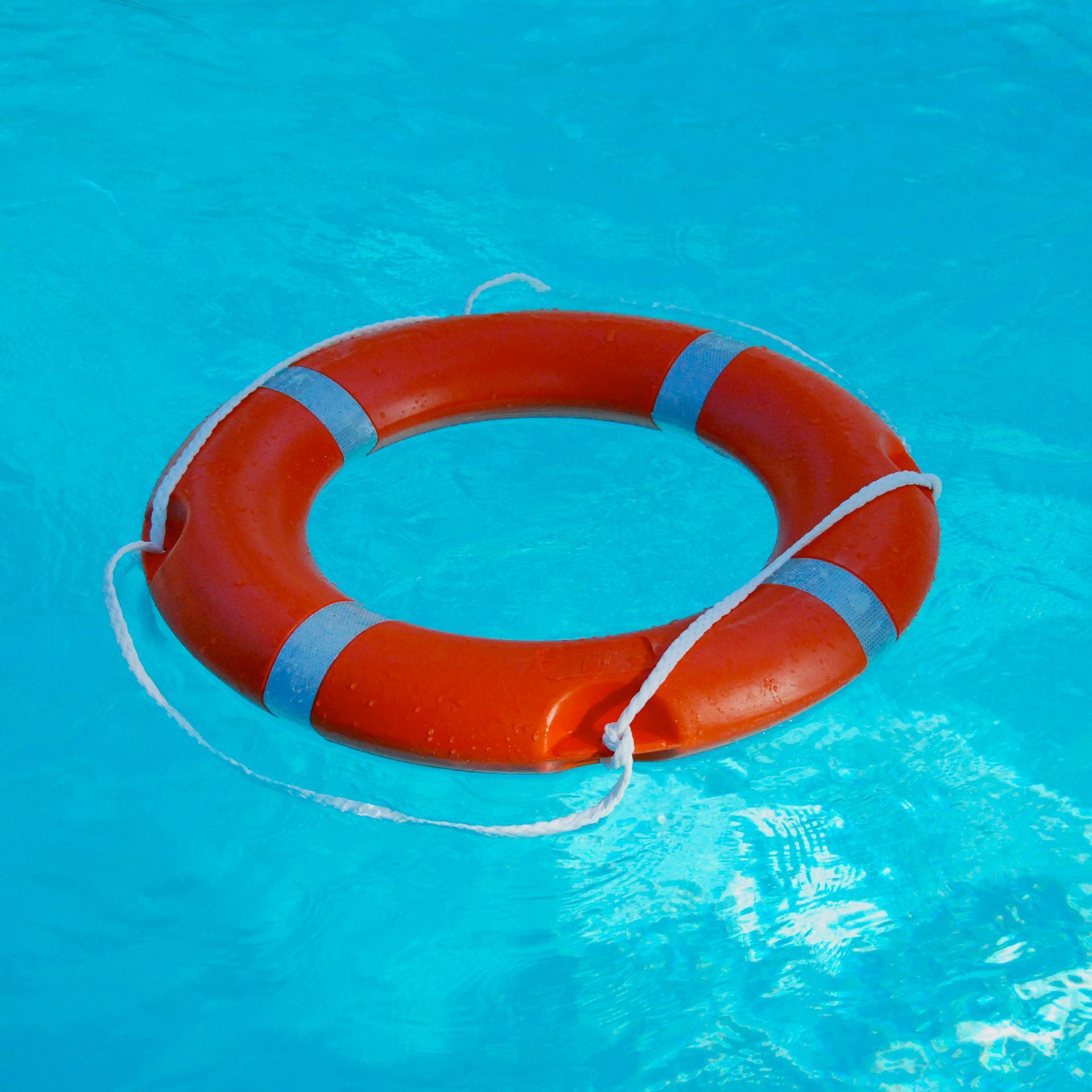 Bouée de piscine 1