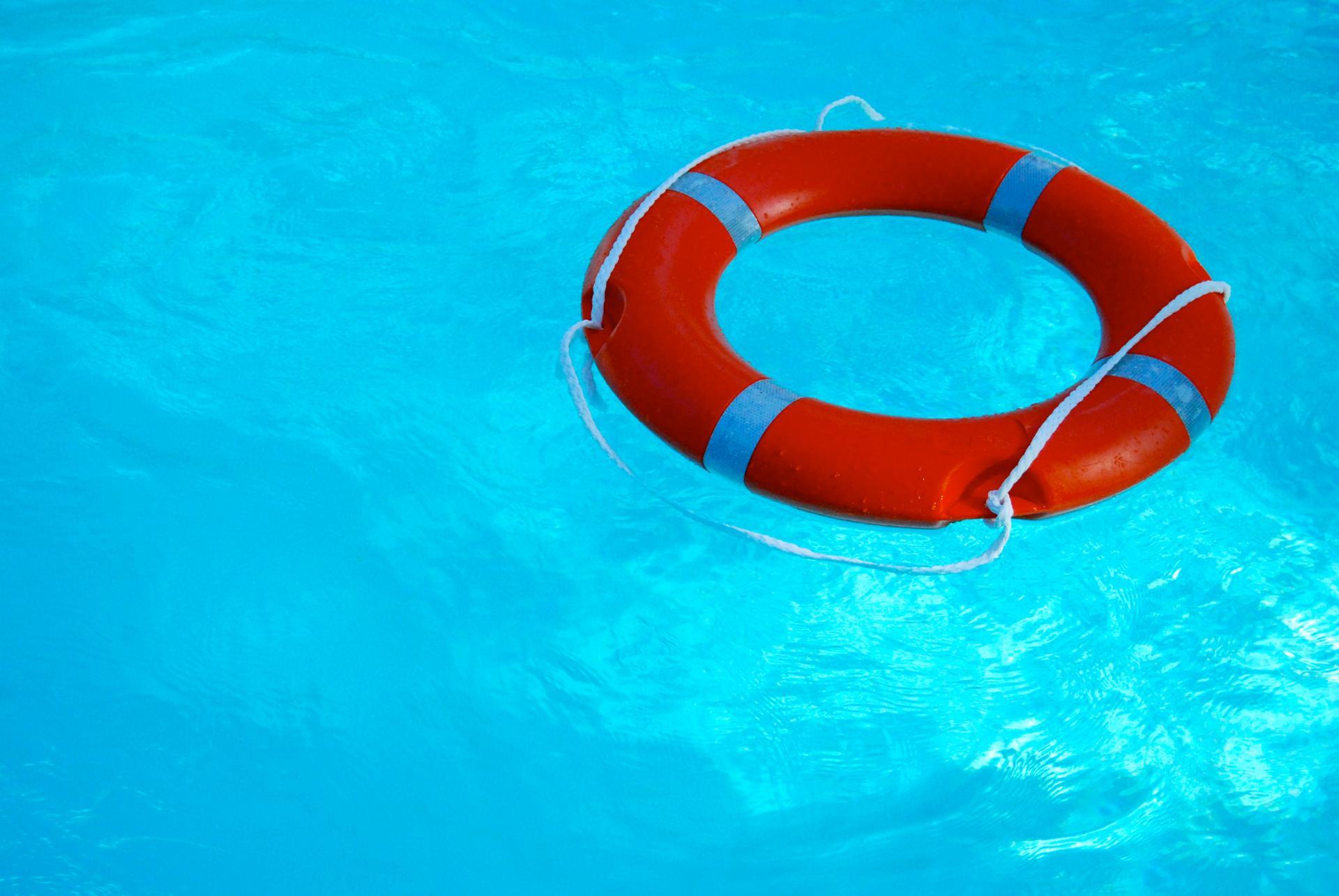 Bouée de piscine 2