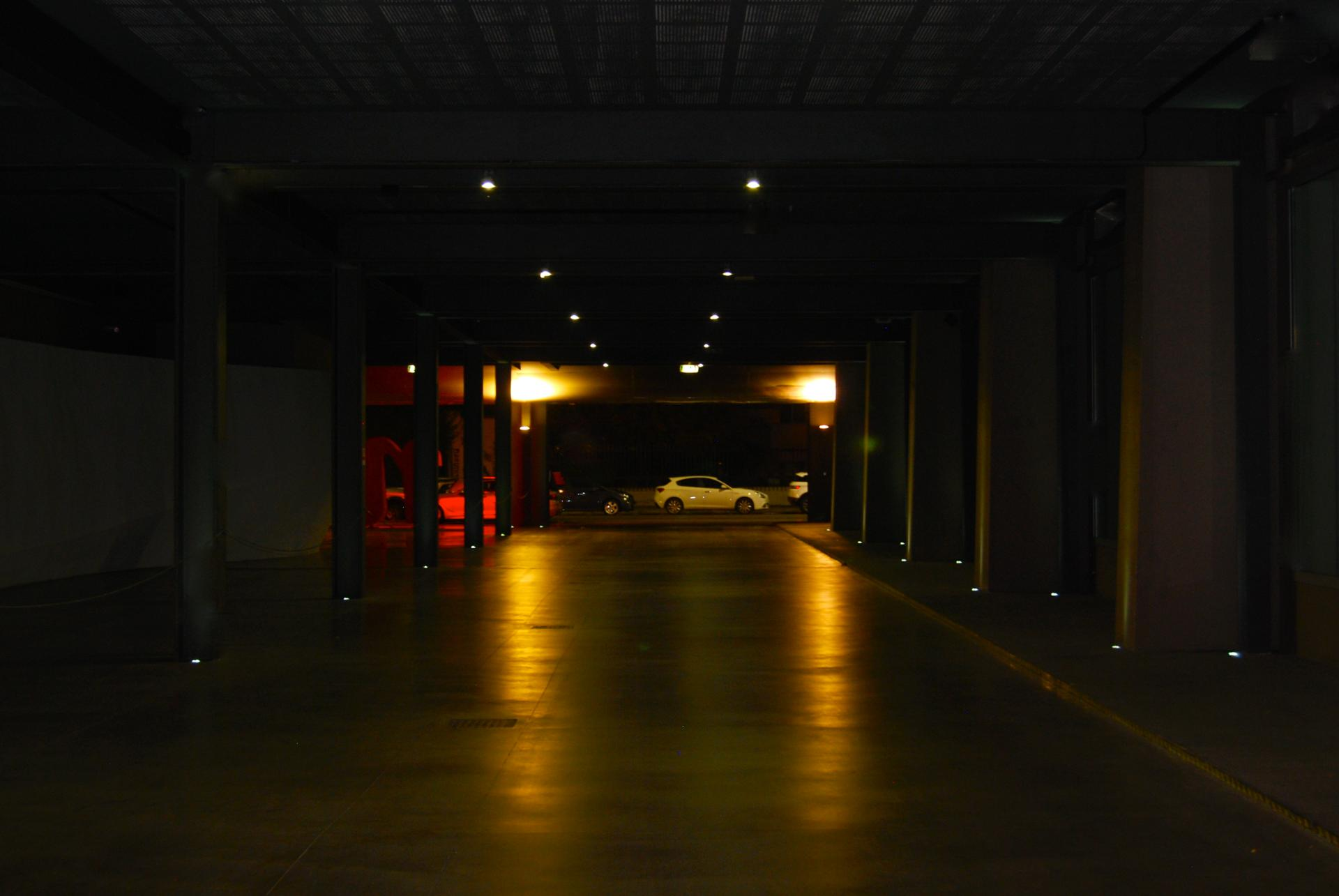 Voie de garage