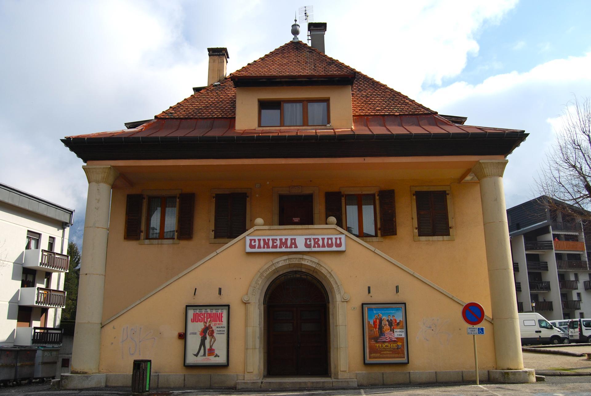 Cinéma Criou 1