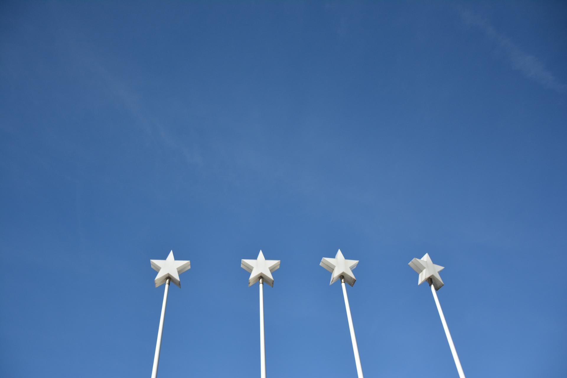 Quatre étoiles -5