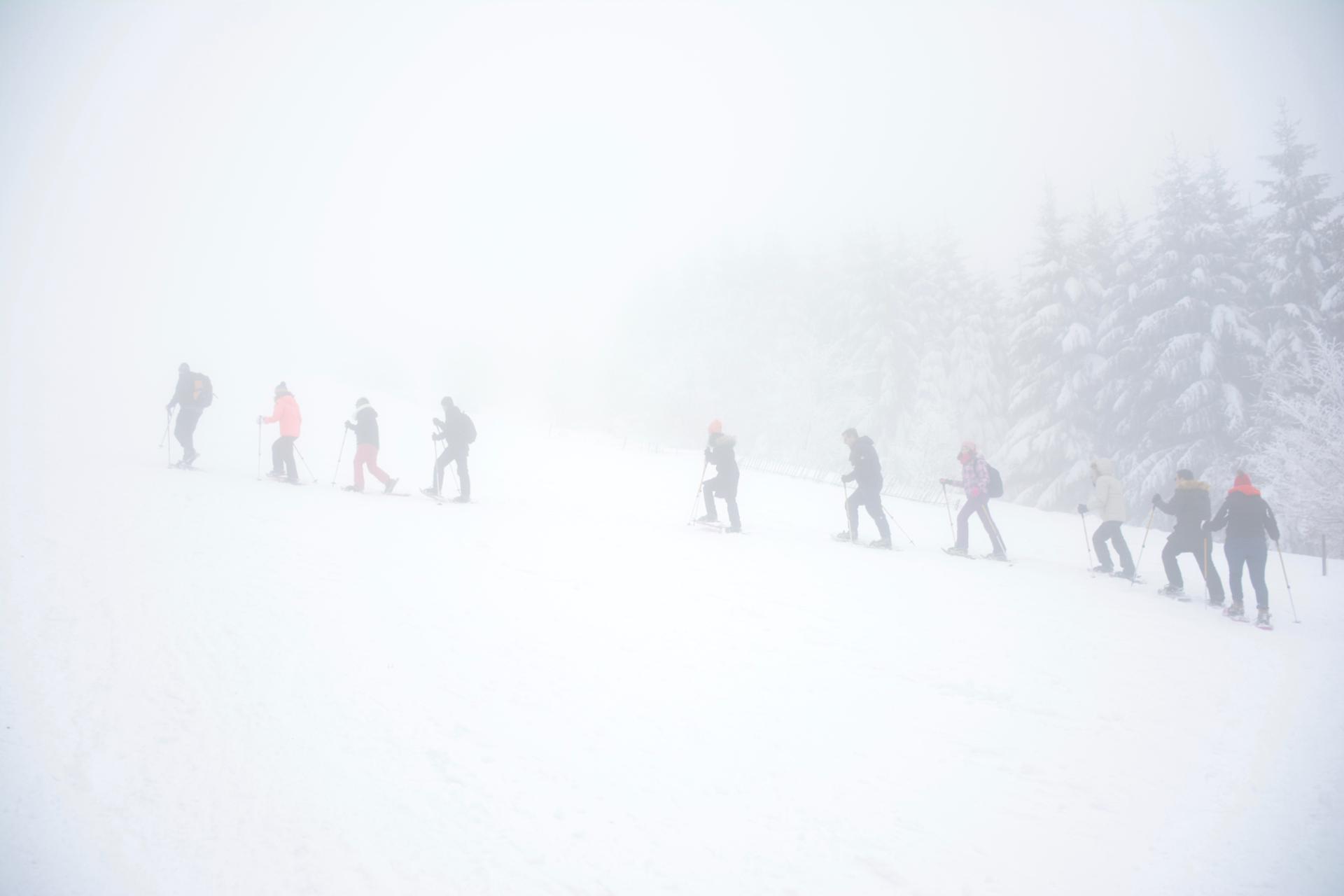 Raquettes des neiges 7
