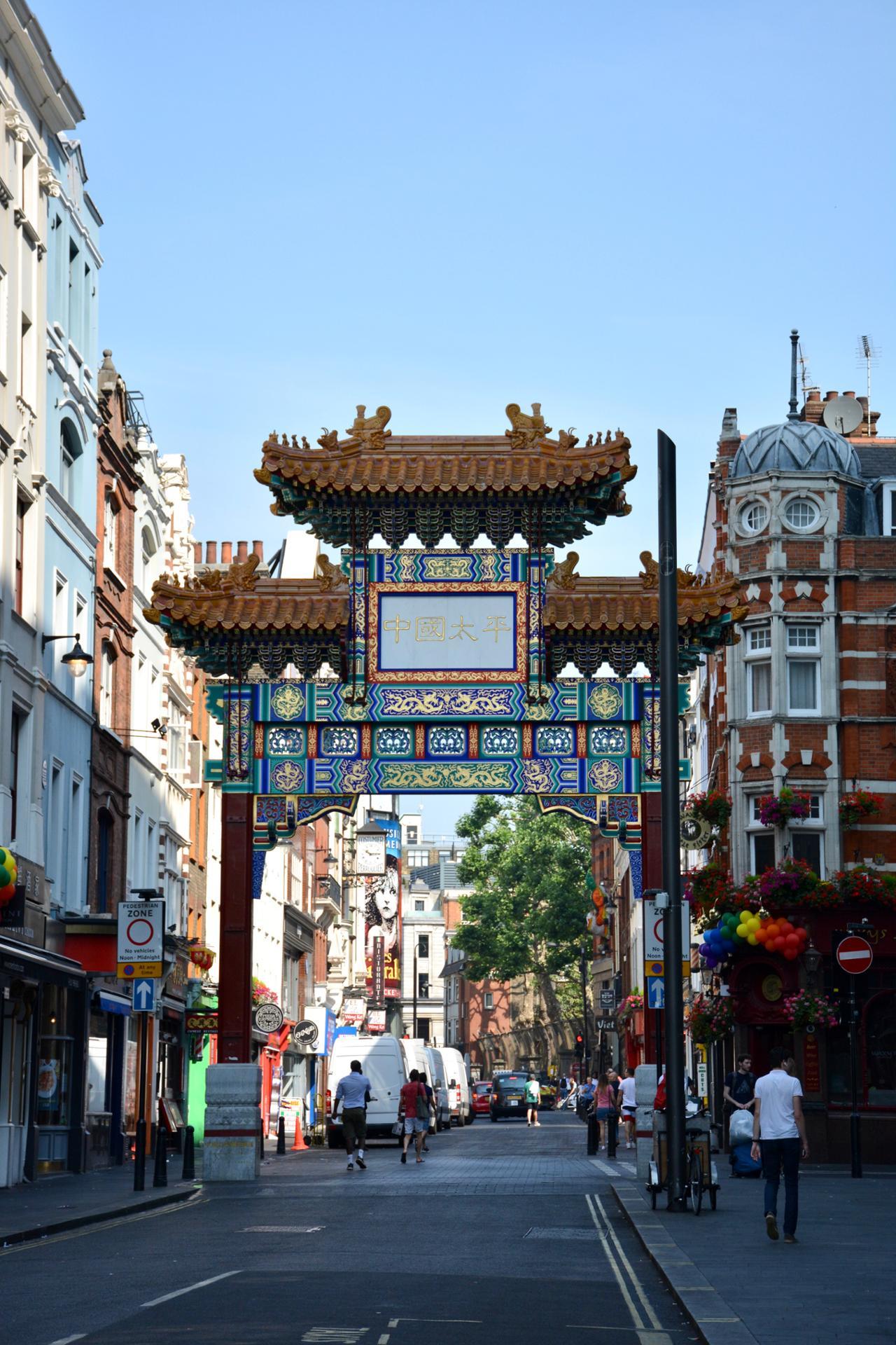 Chinese London -1