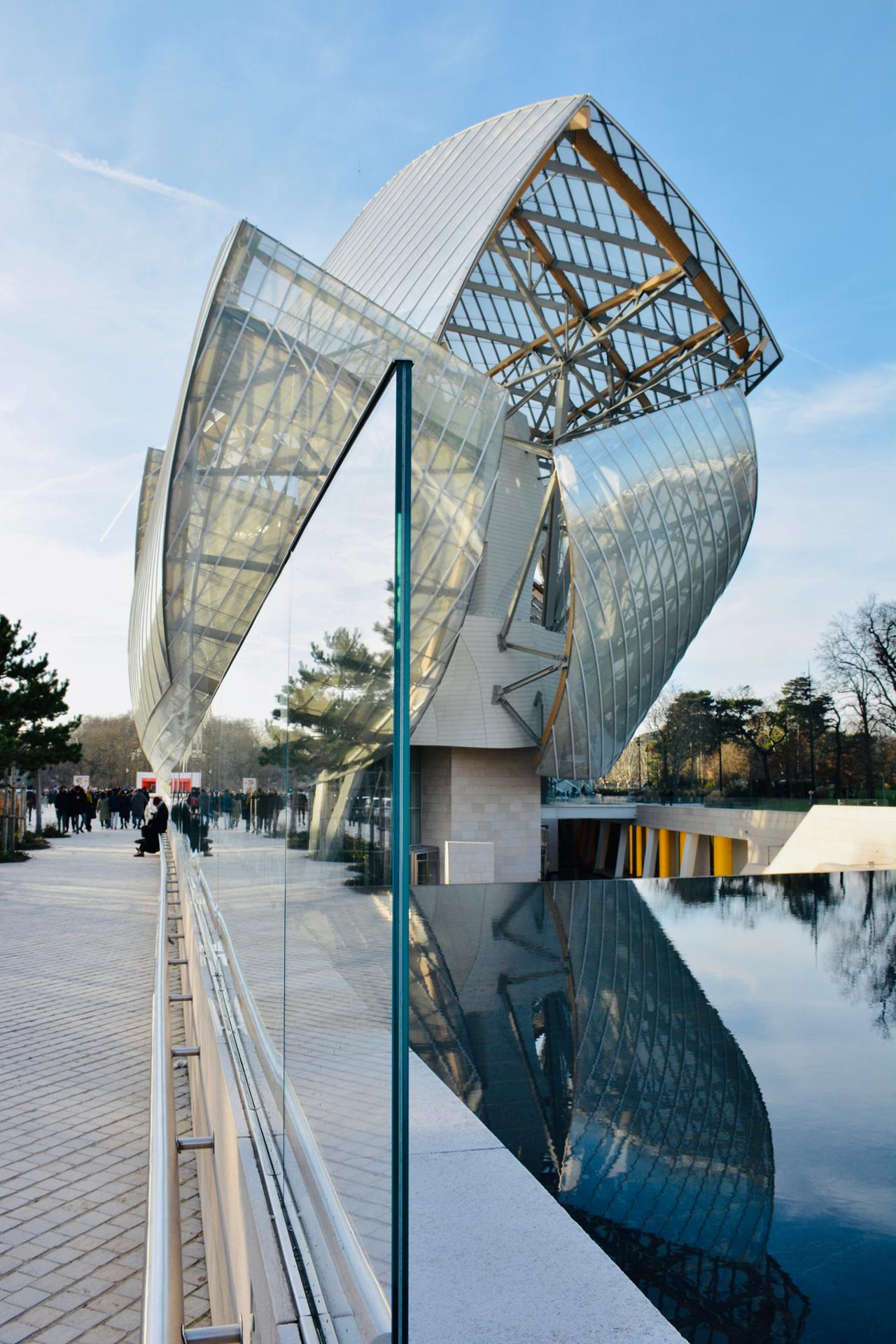 Fondation Louis Vuitton -9