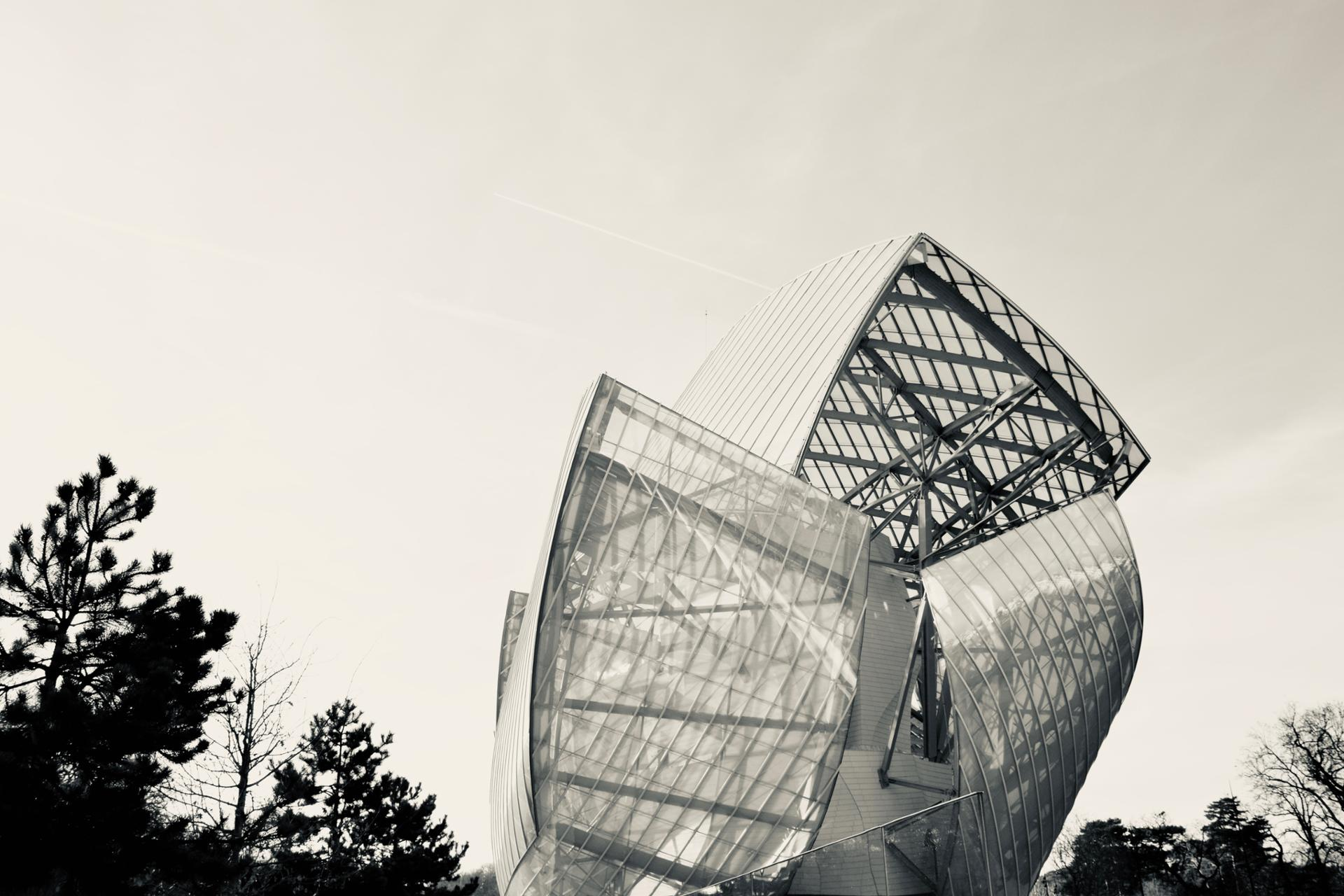 Fondation Louis Vuitton -12