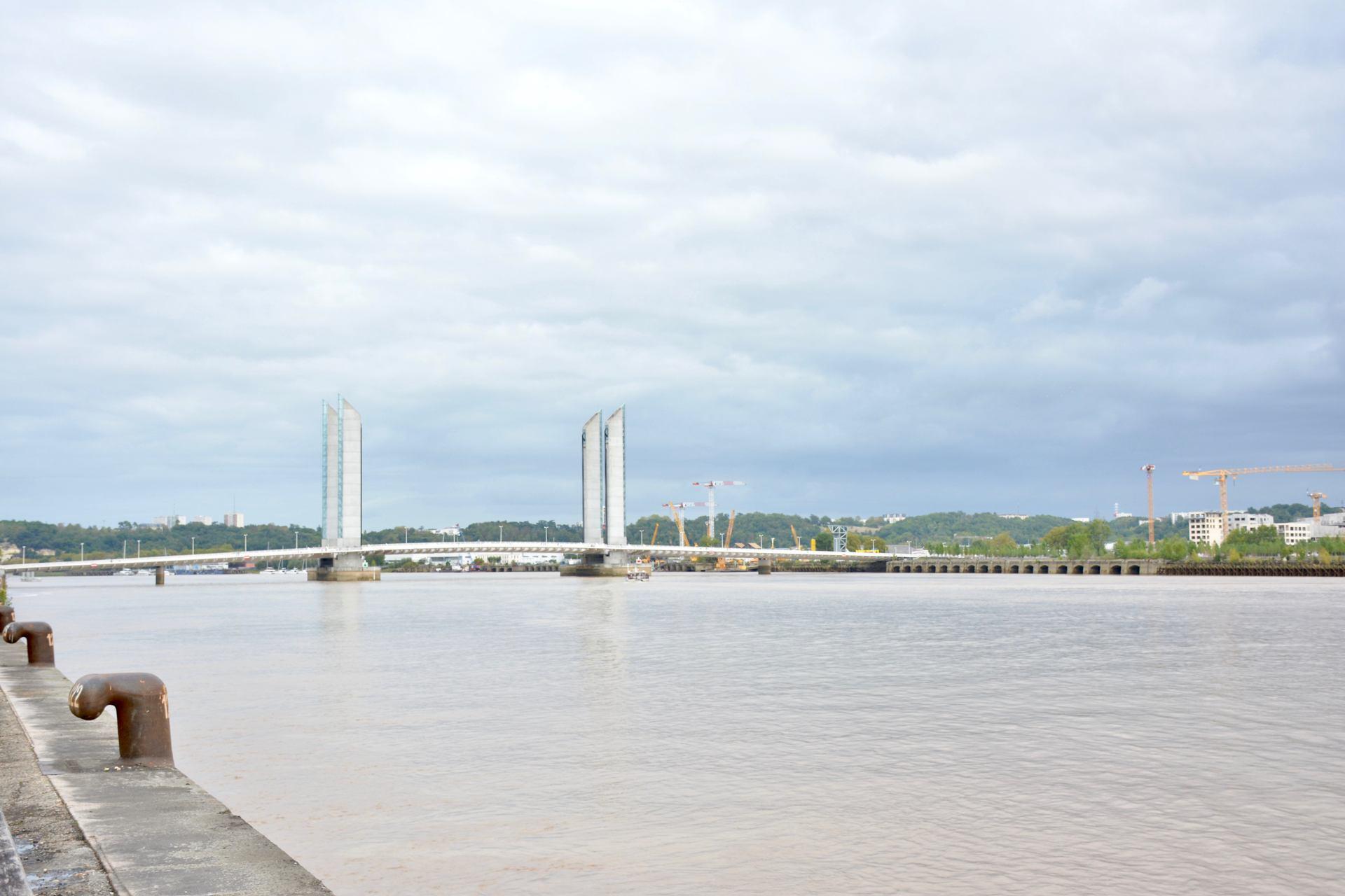Pont Jacques Chaban-Delmas -1