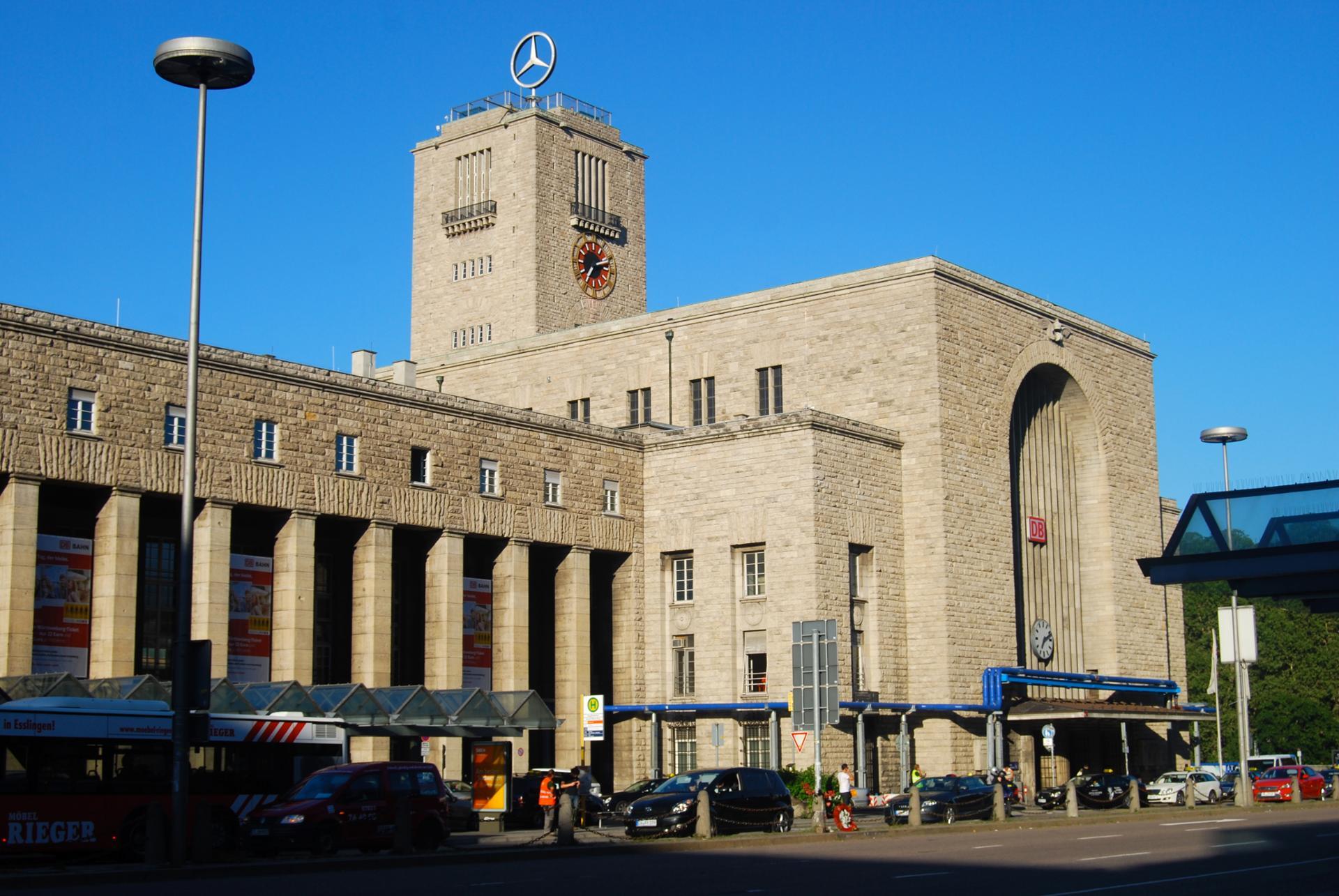 Stuttgart Hauptbahnhof 2