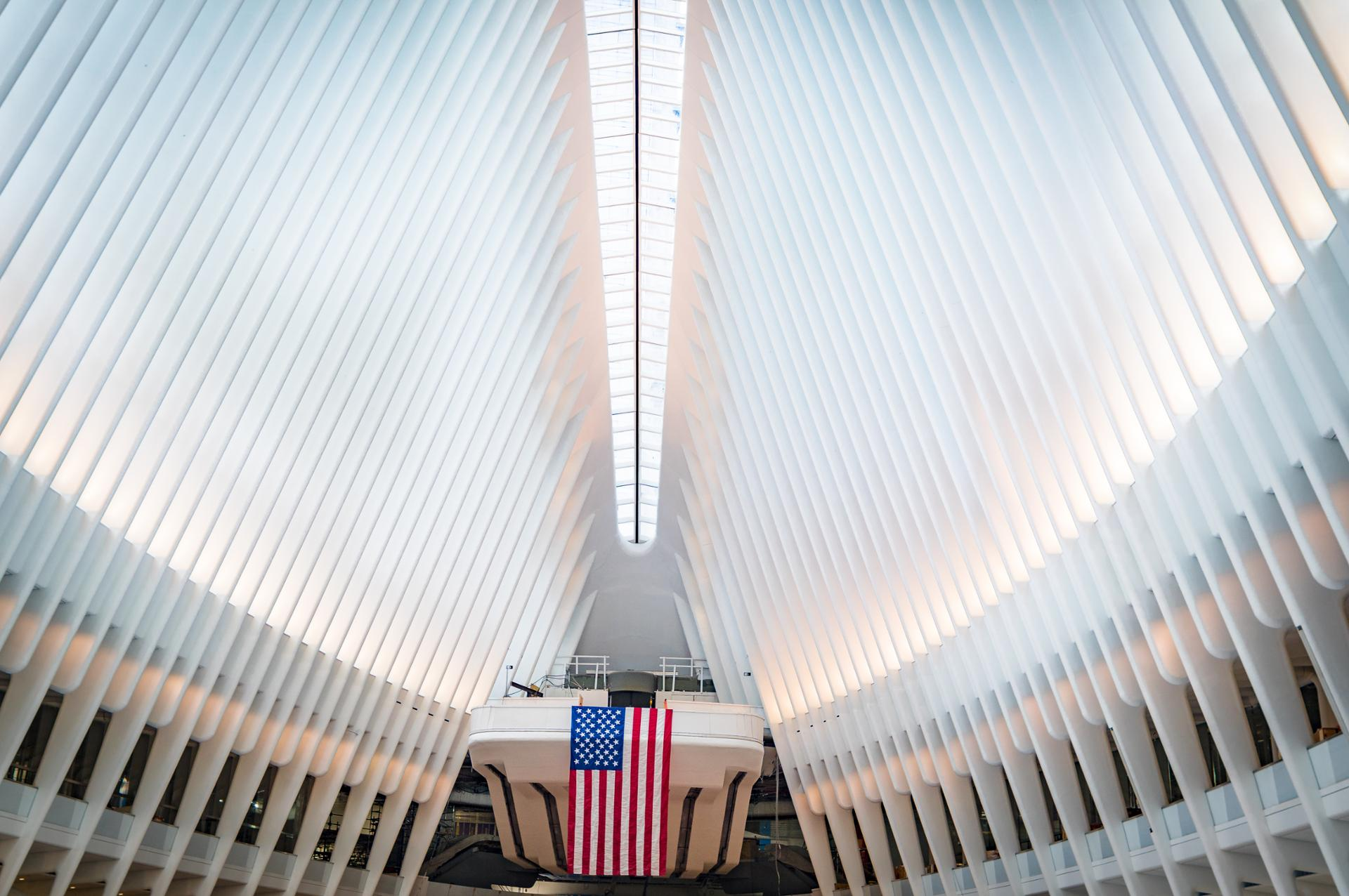 Station du PATH, World Trade Center