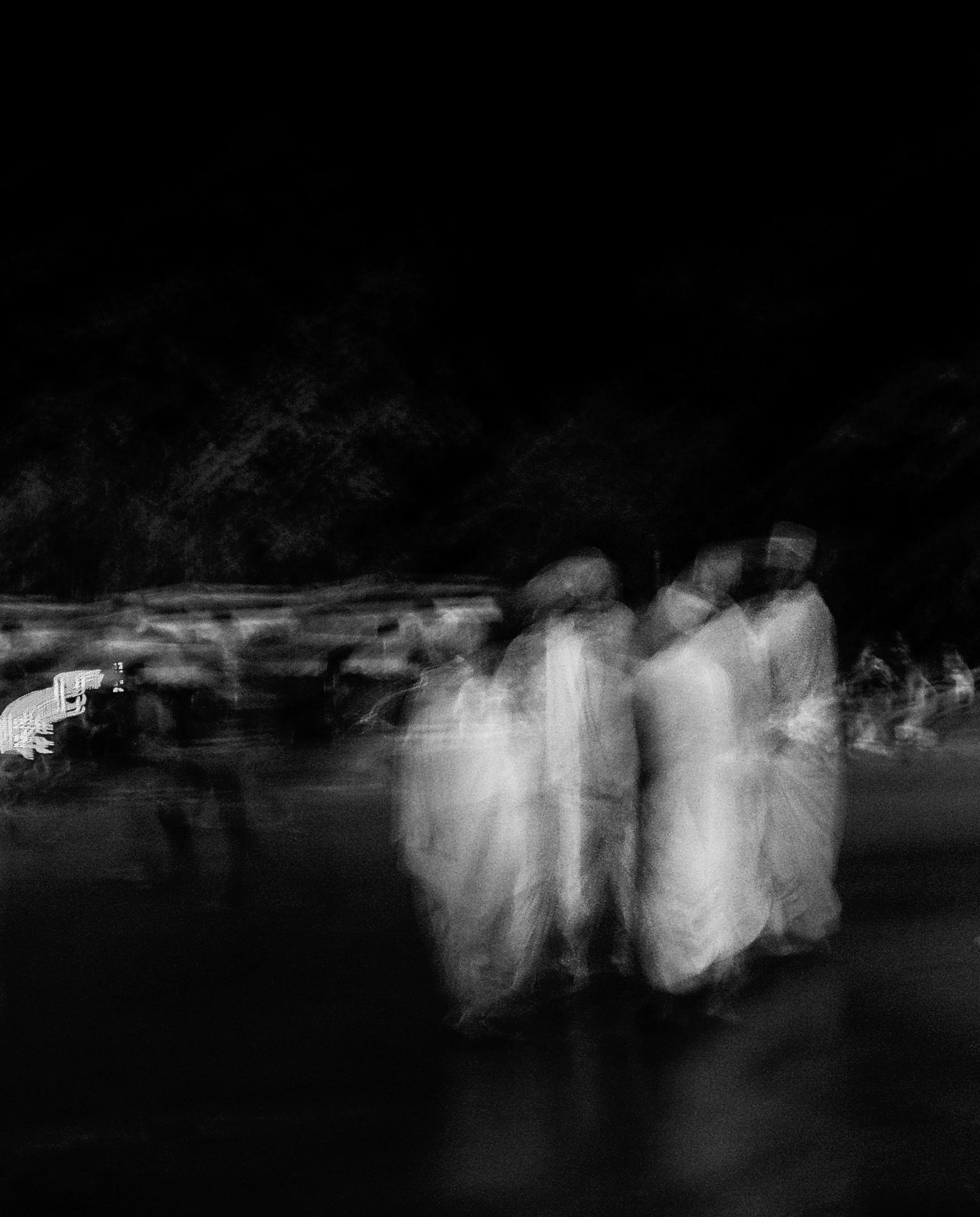 Les touristes fantomes