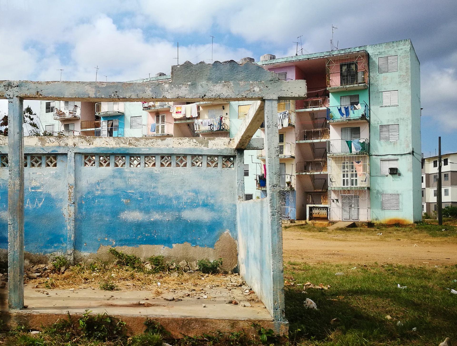 les restes du rêve à Cuba
