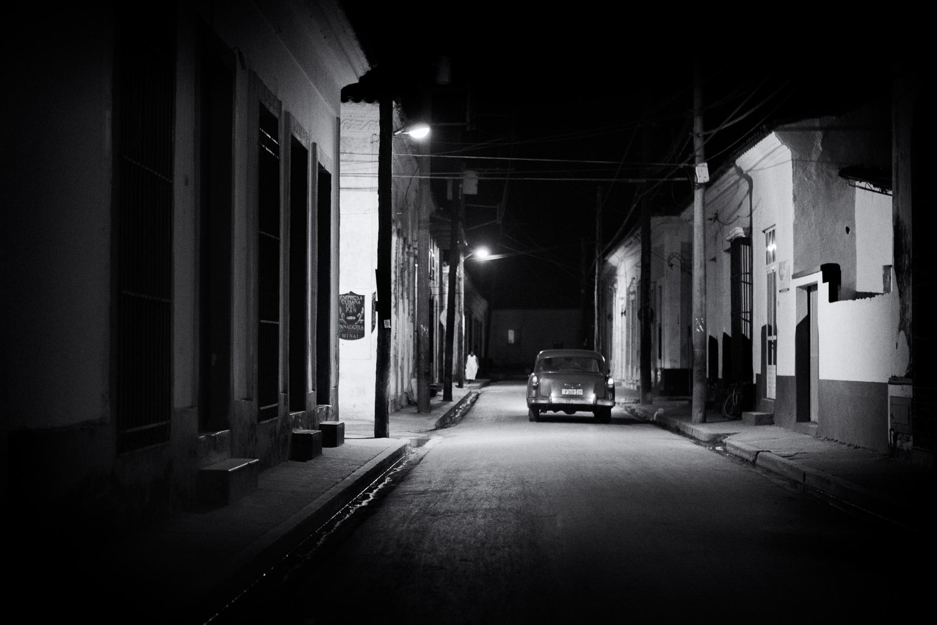 nuit à Remedios-Cuba