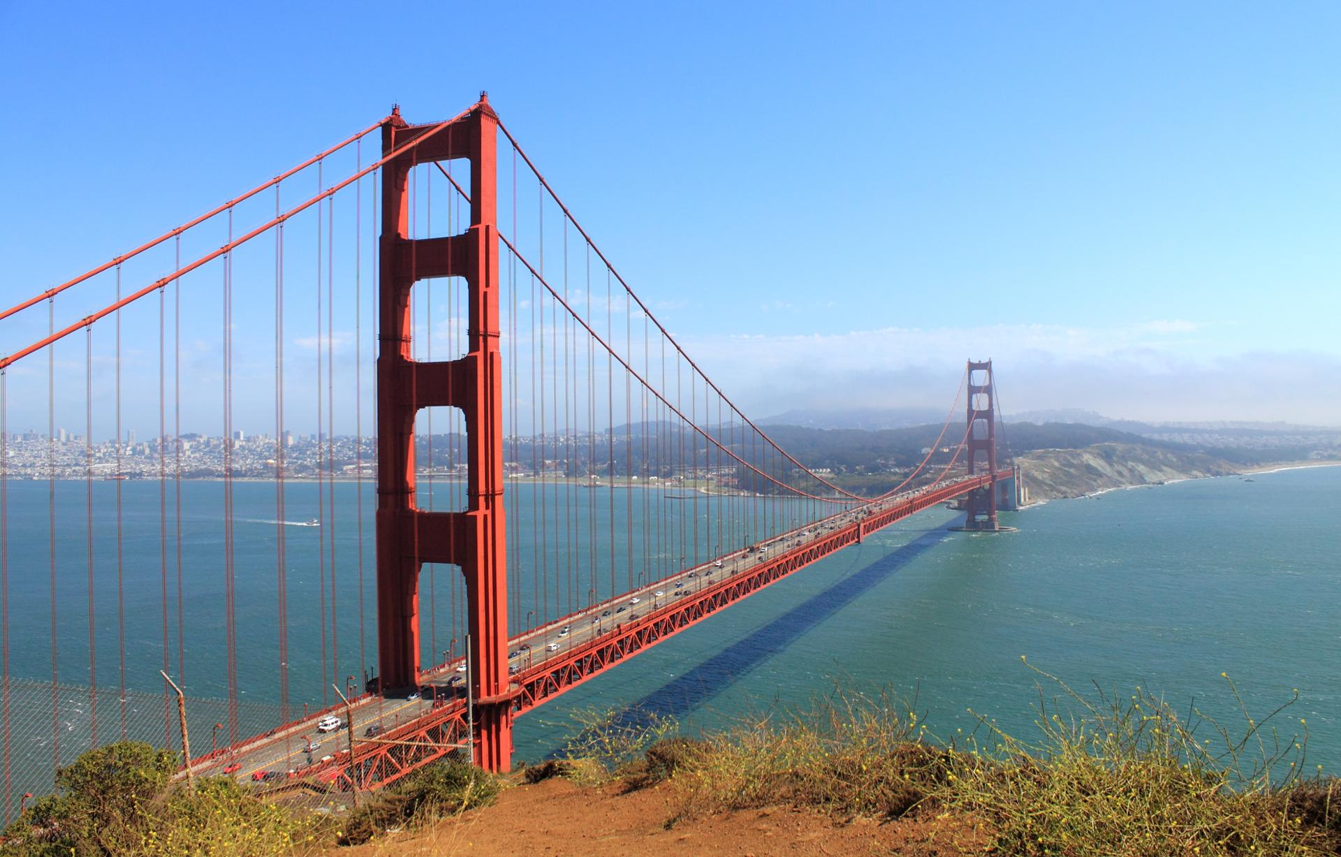 The Golden Gate - San Francisco