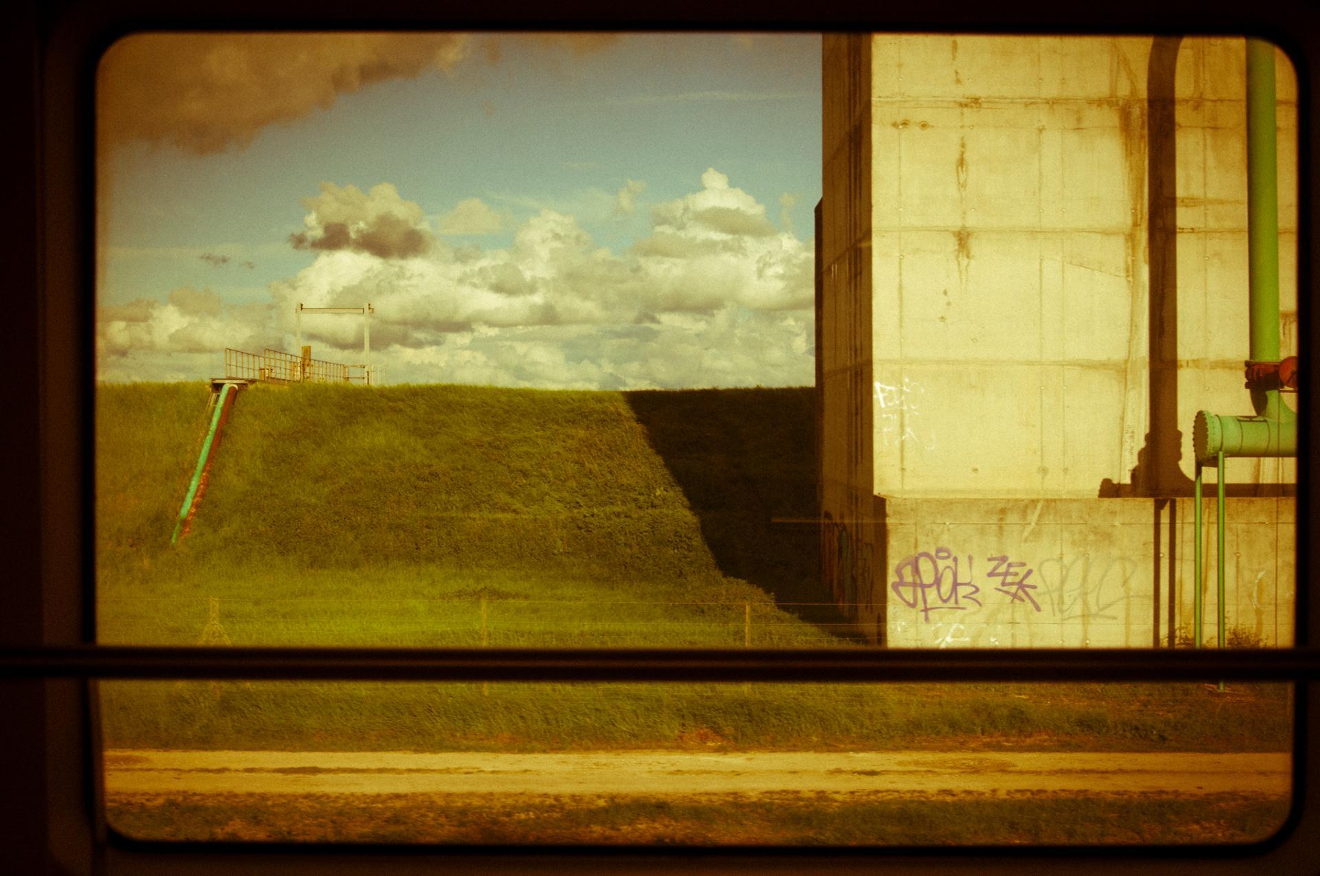 Voyage en train... (N.Cugnod)