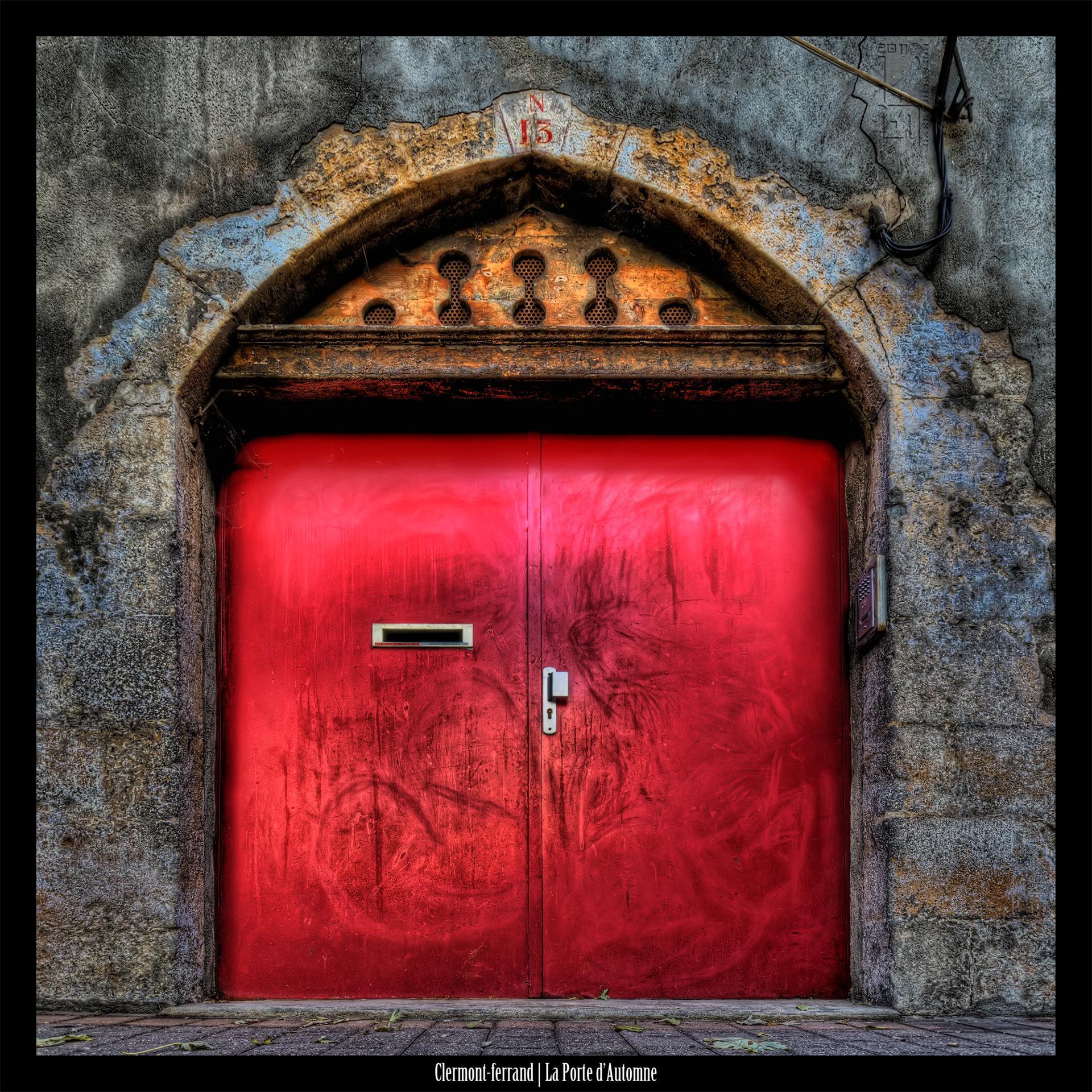 La porte d Automne