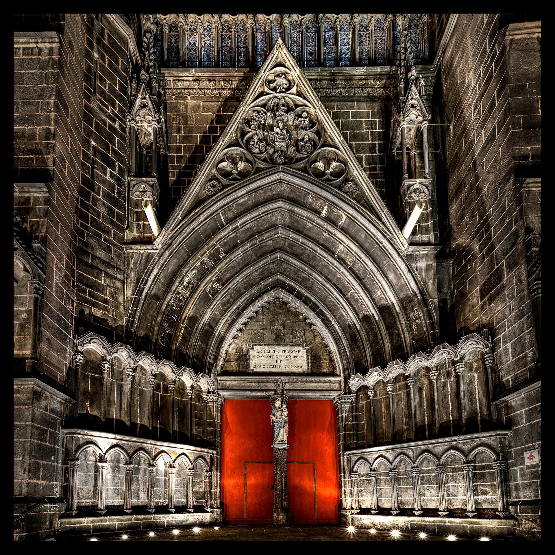 cathedrale porte