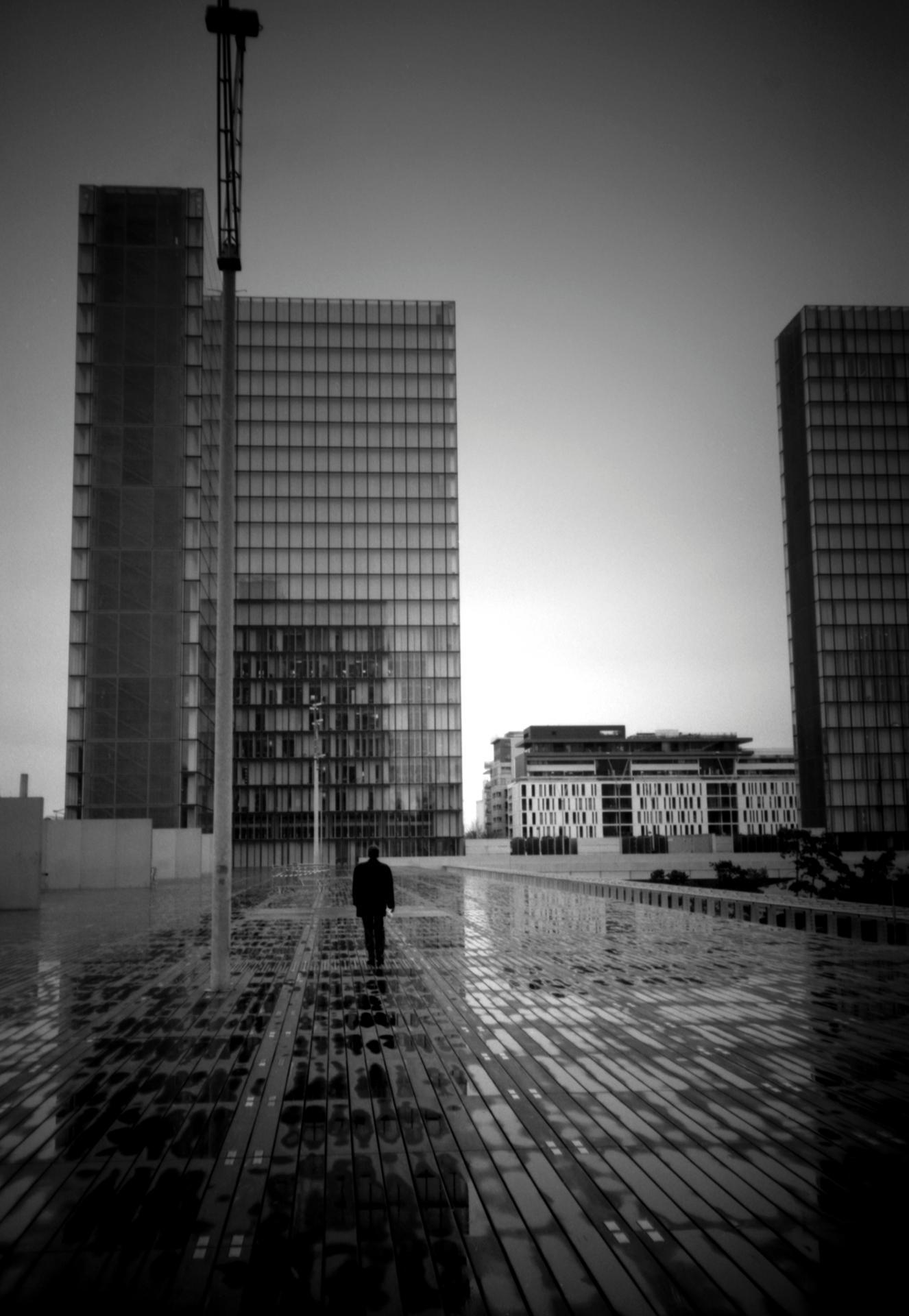 Paris, BNF Tolbiac