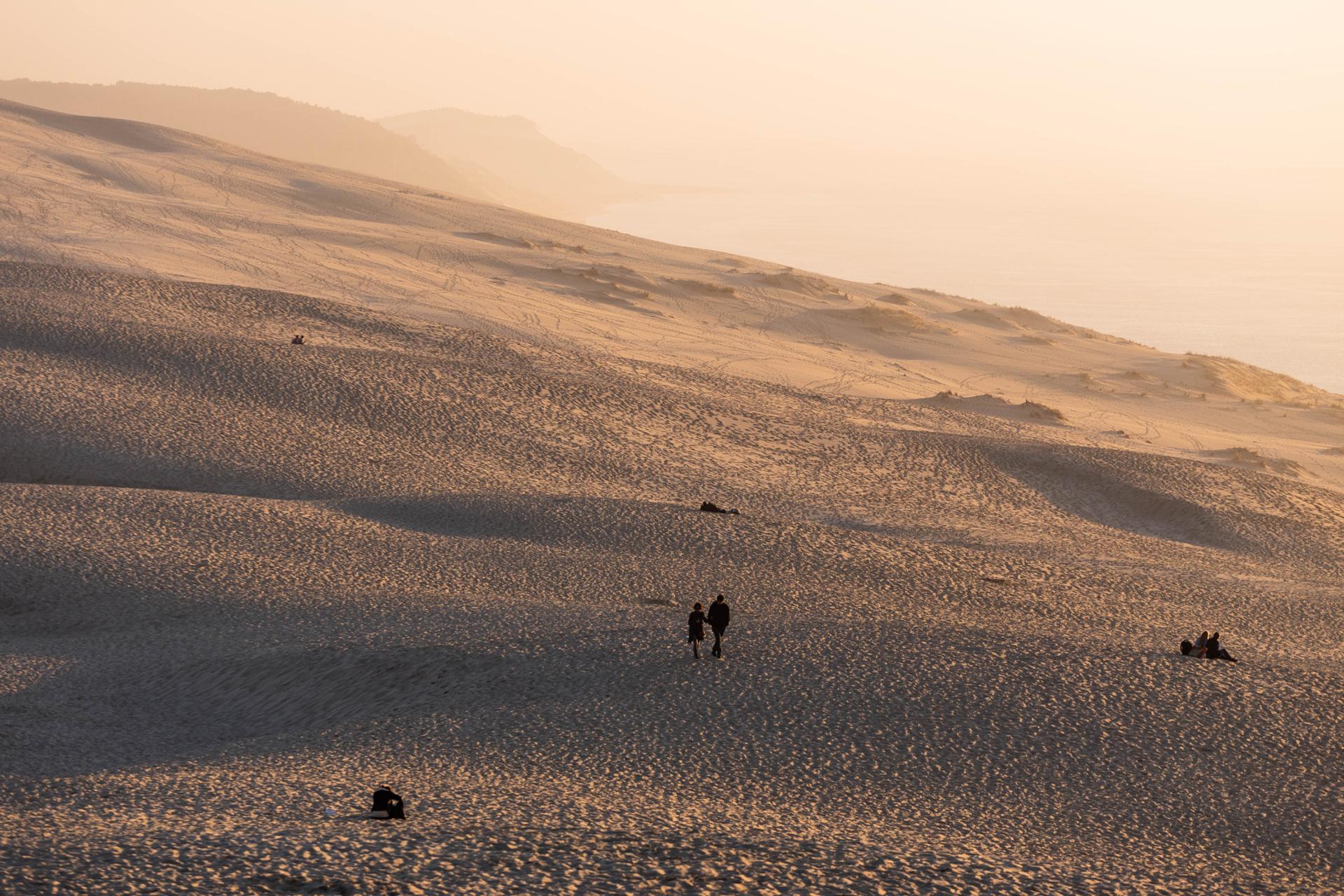 Desert du Pilat
