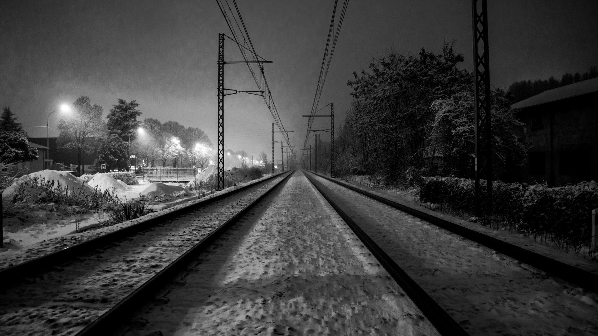 La voie des neiges