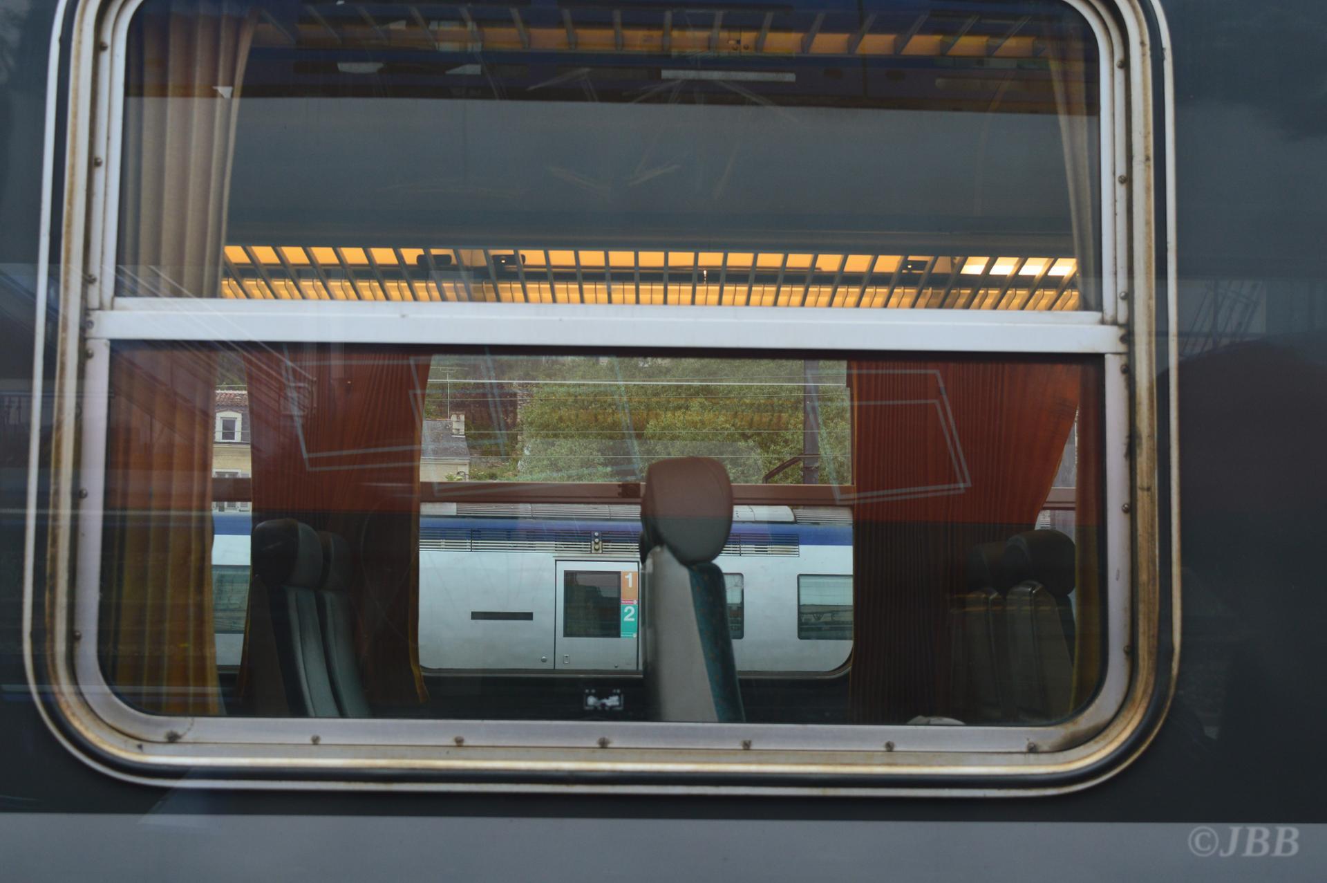 Fenêtre sur Trains