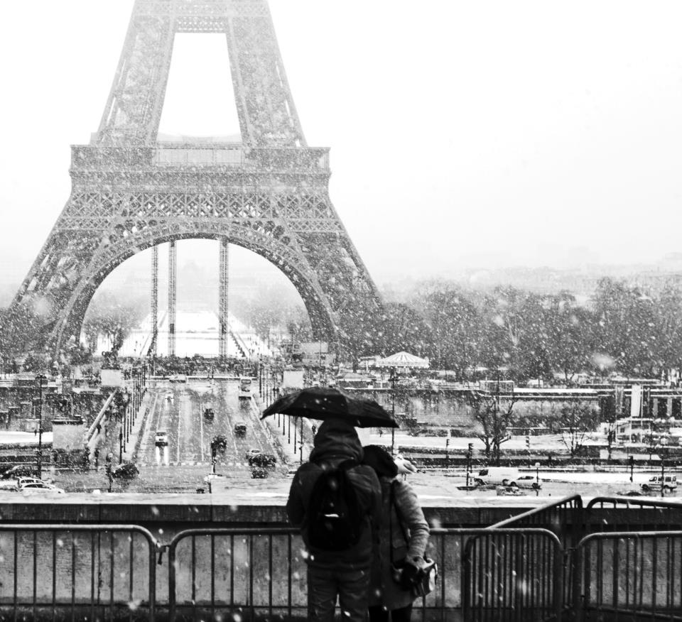 One love in Paris