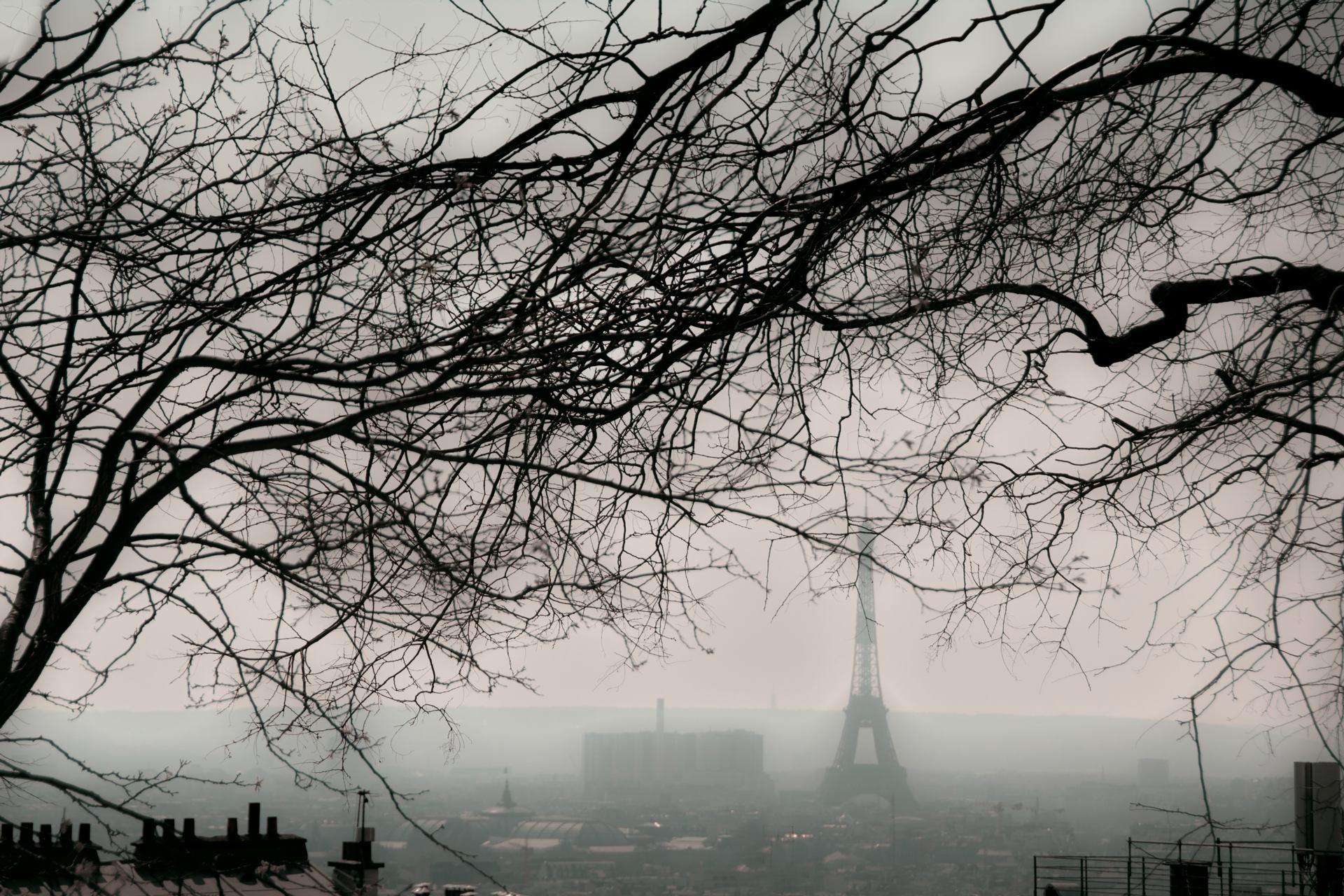 Paris s'éfface