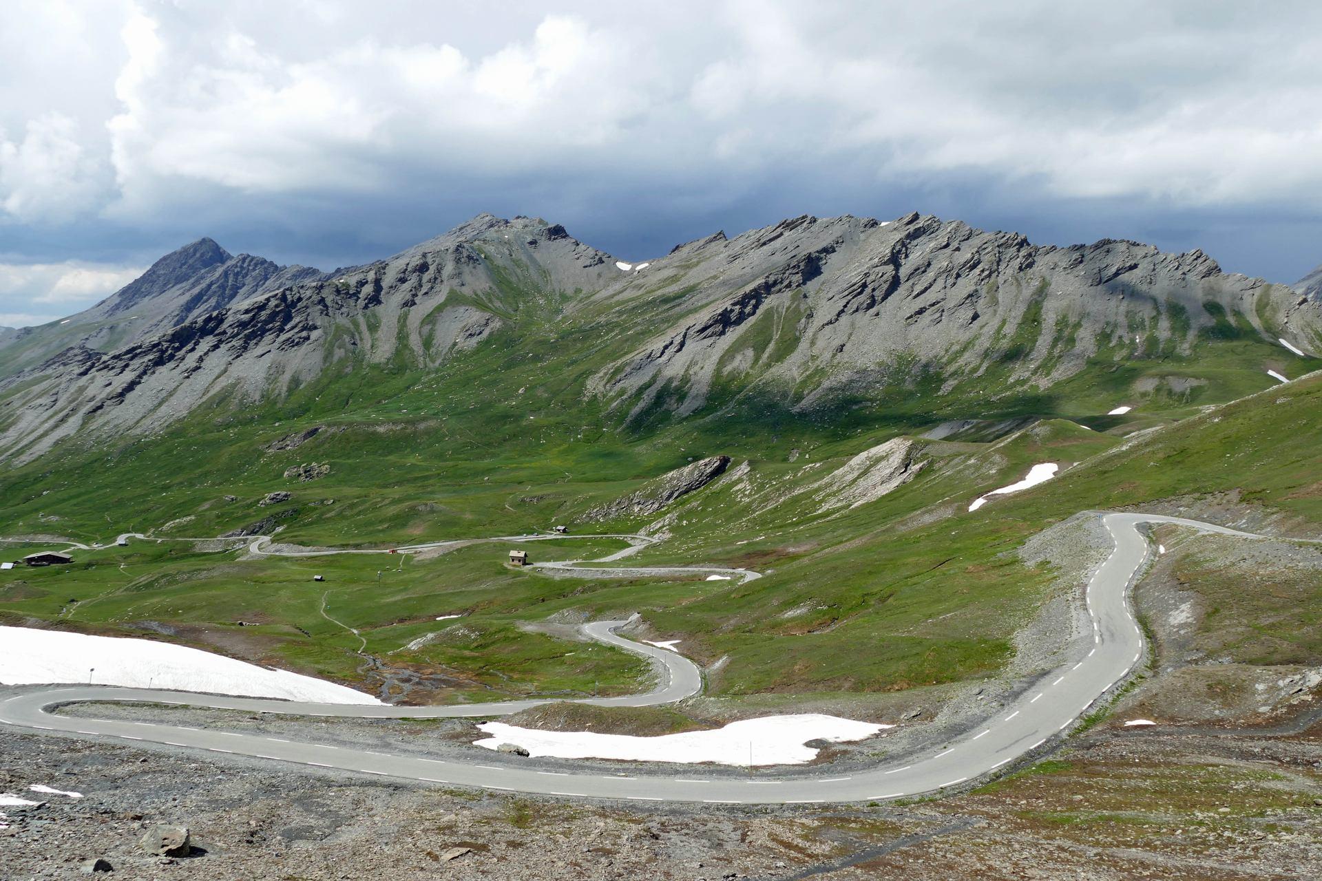 Col Agnel  altitude 2744m - Hautes Alpes