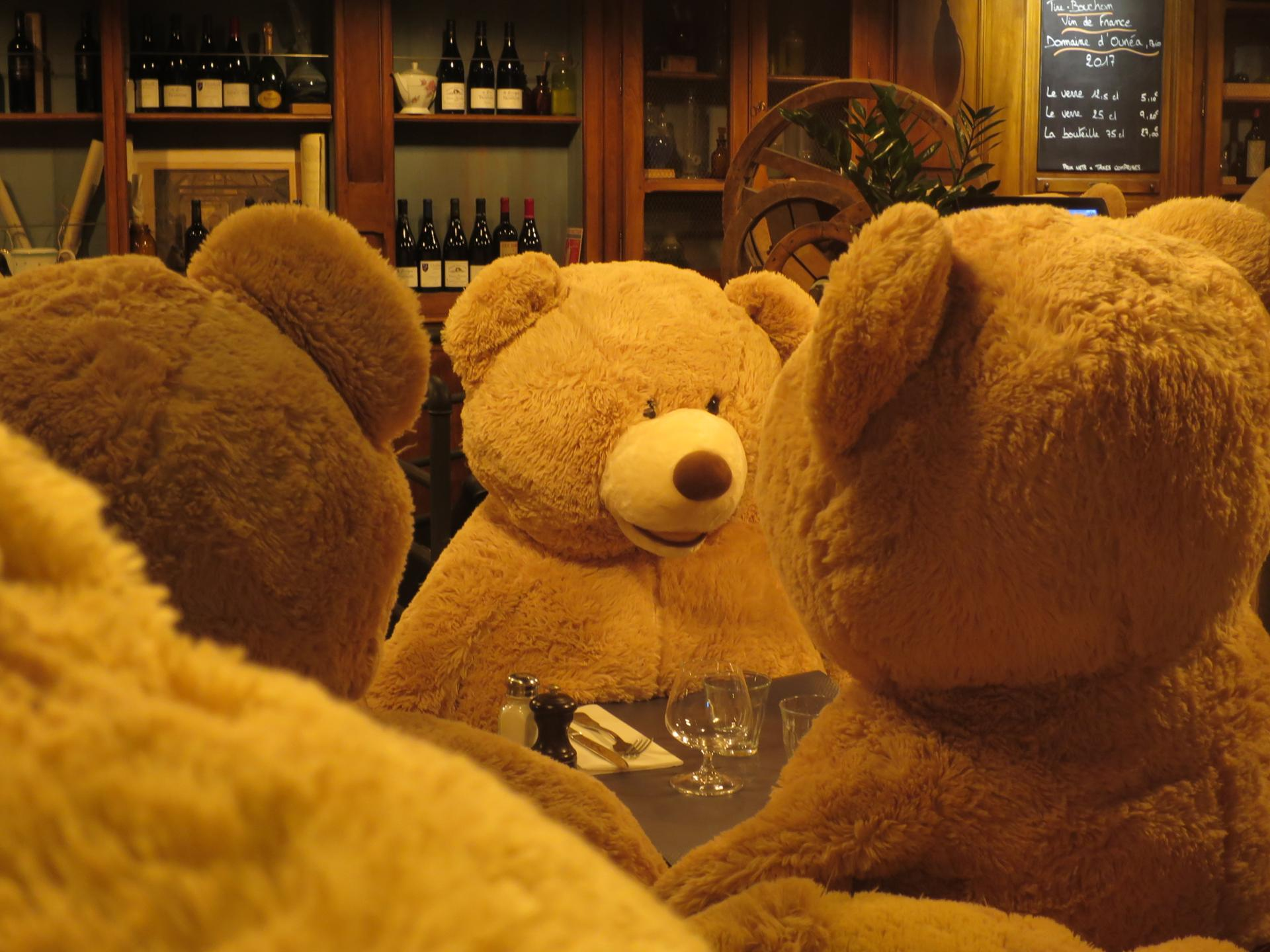Teddy Bar