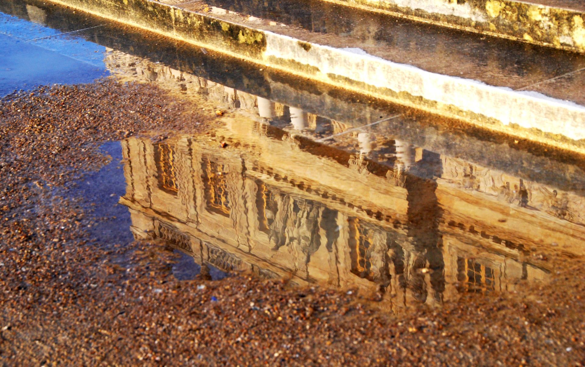 Reflet de Versailles