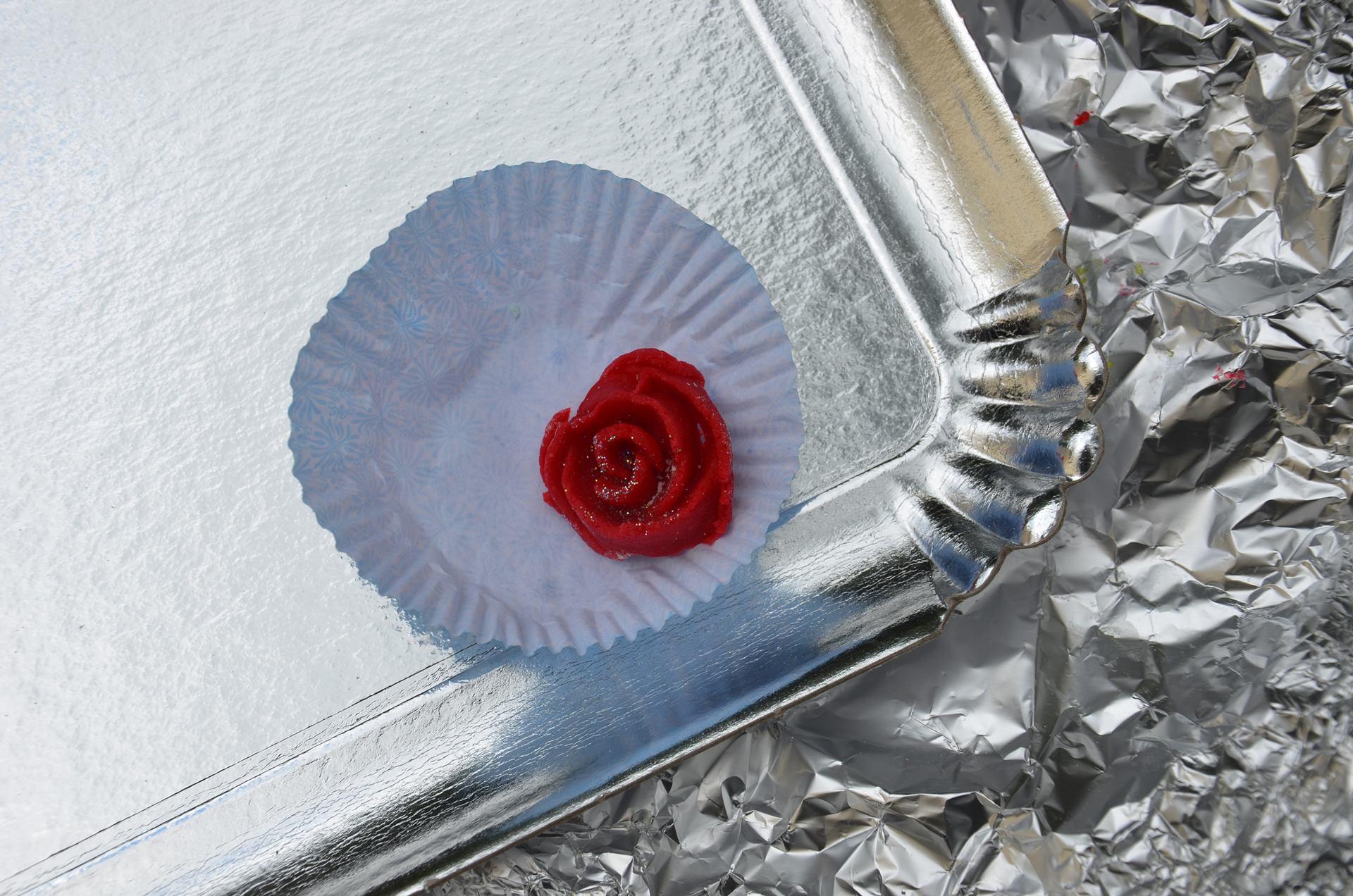 La dernière rose sucrée