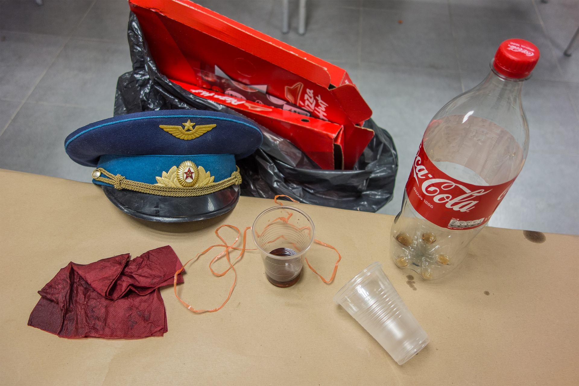 CCP ( Coca Cola Pizza )
