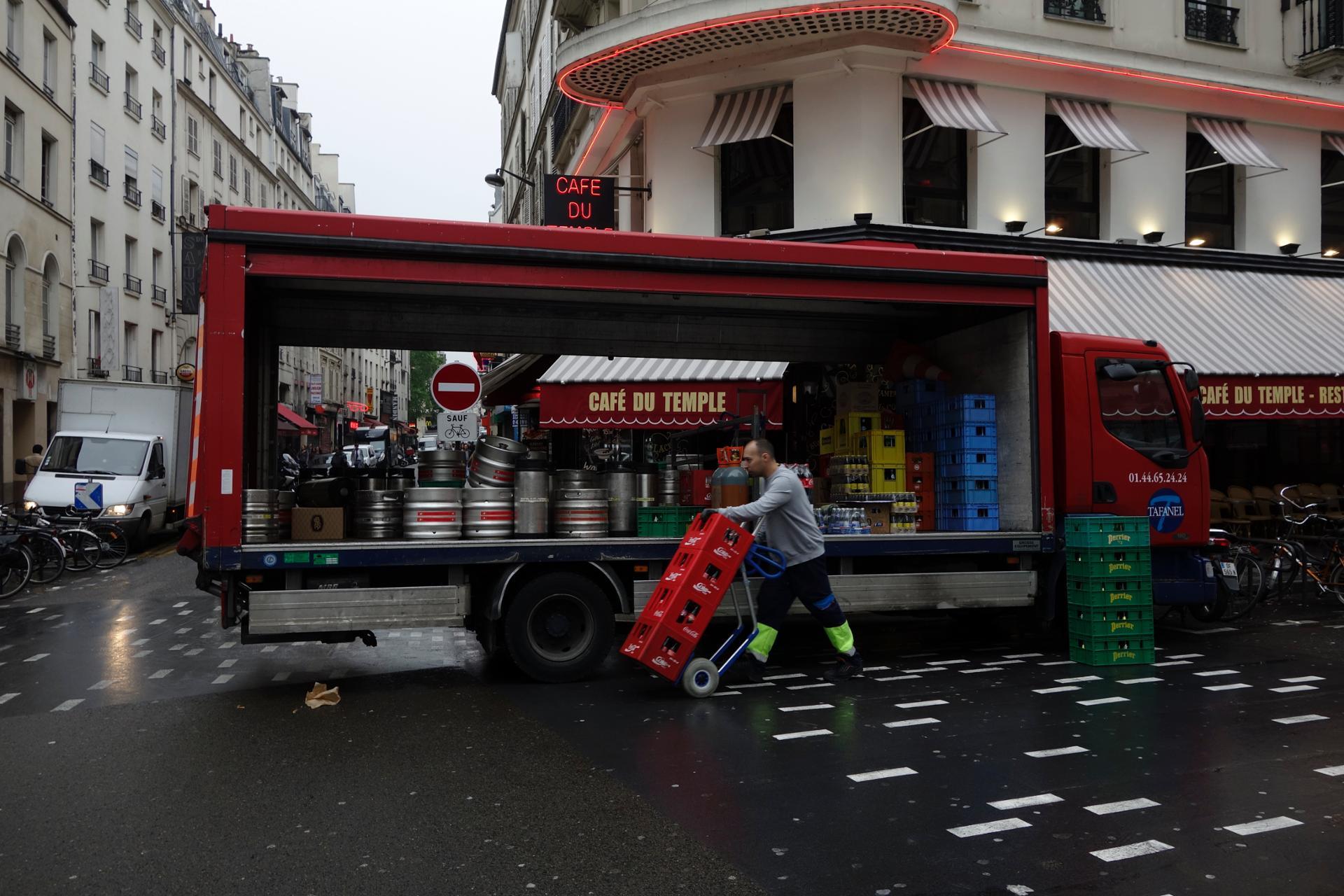 LIVRAISON Paris 10e
