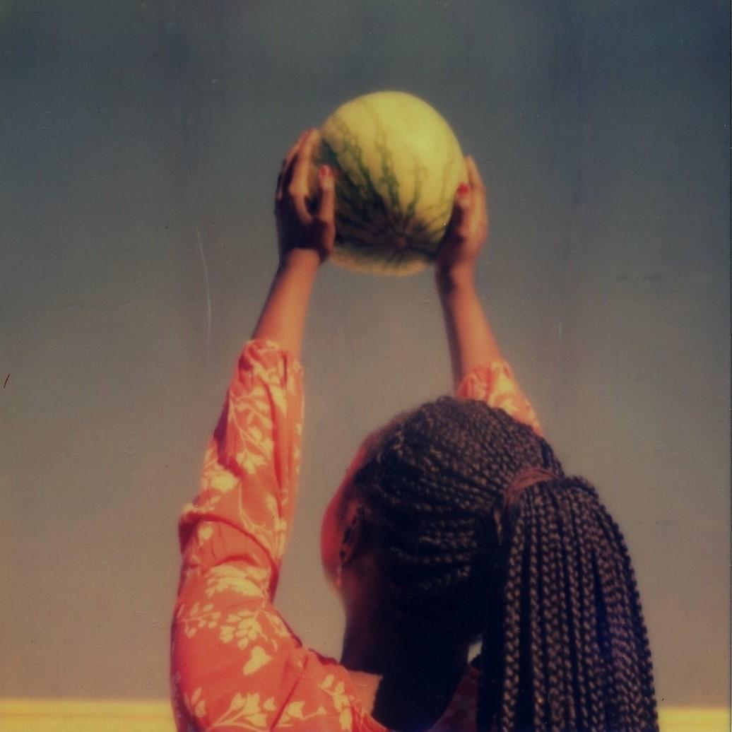 La terre est verte comme une pastèque
