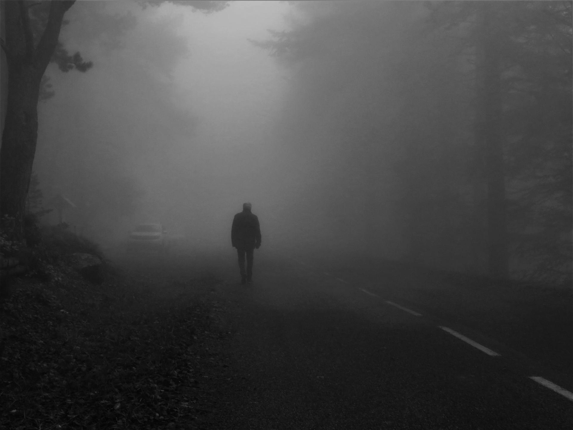 Marcher jusqu'à l'infini