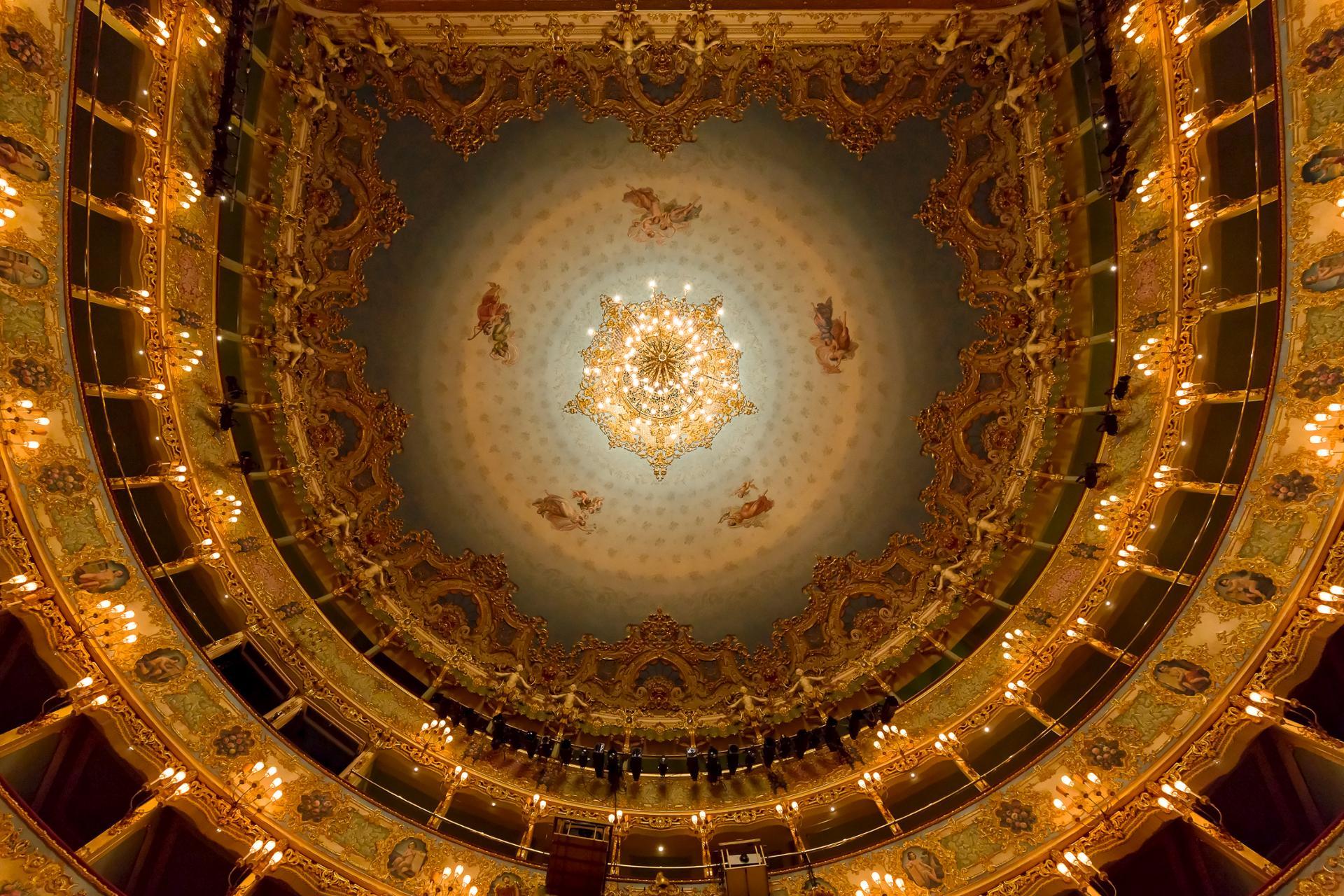 Teatro la Fenice, Venise