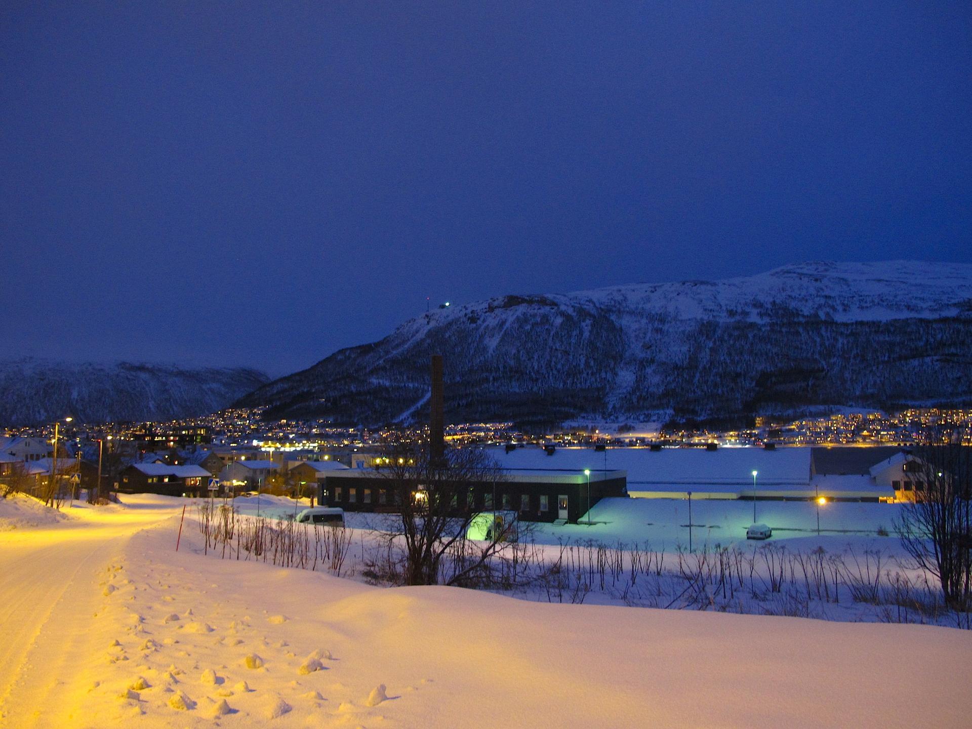 Tromso, quartier