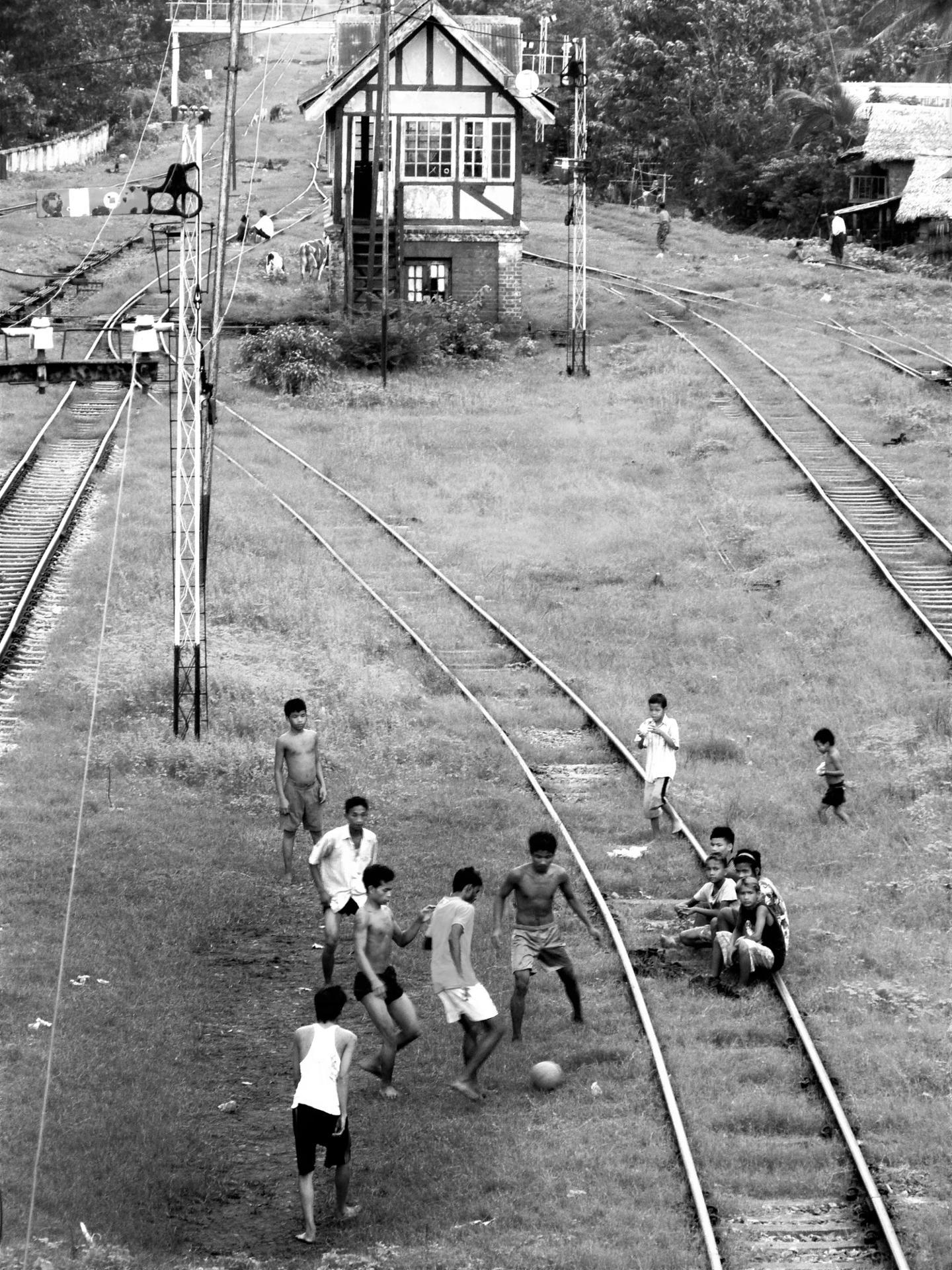 Bago_Train_Station
