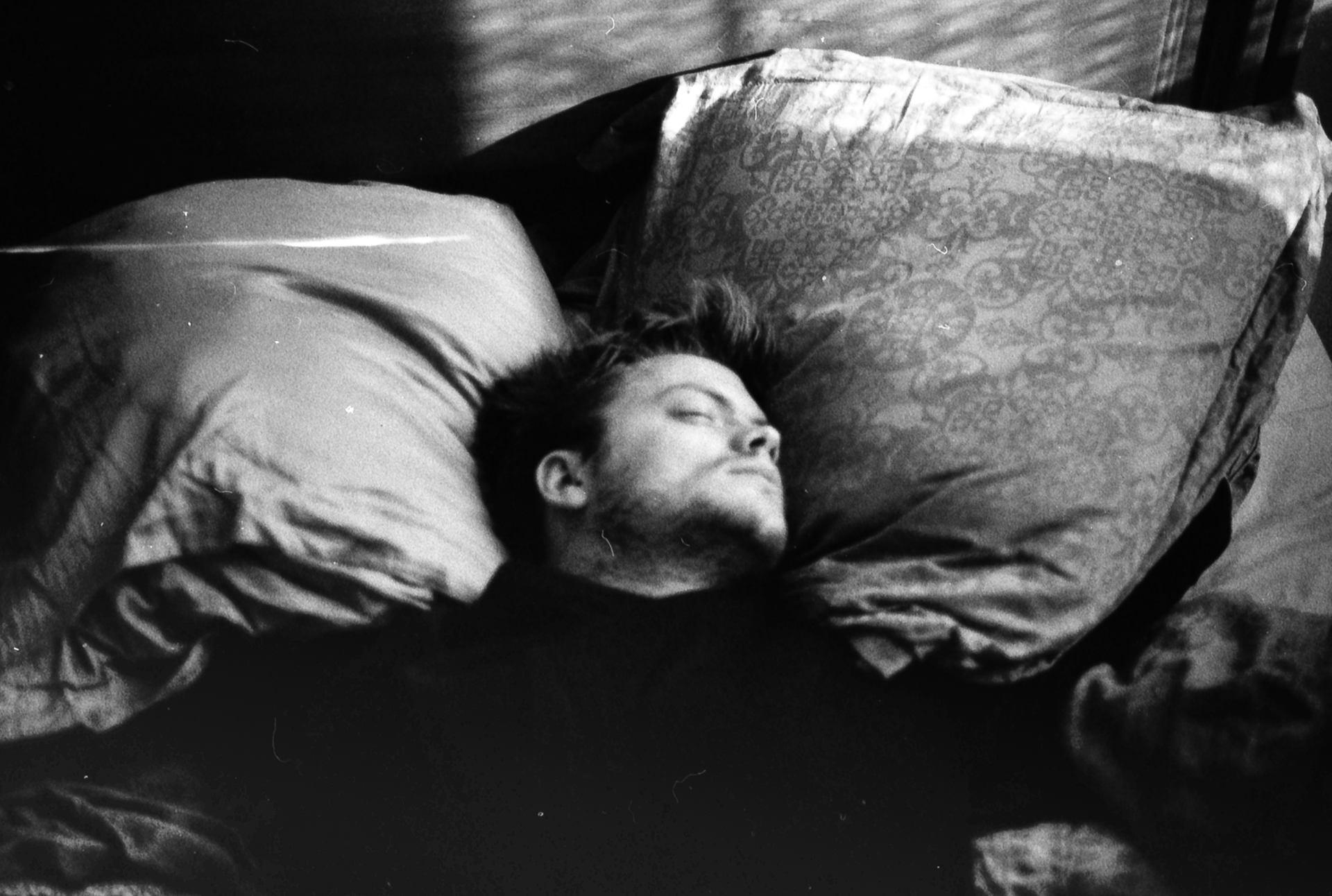 Beau dormeur