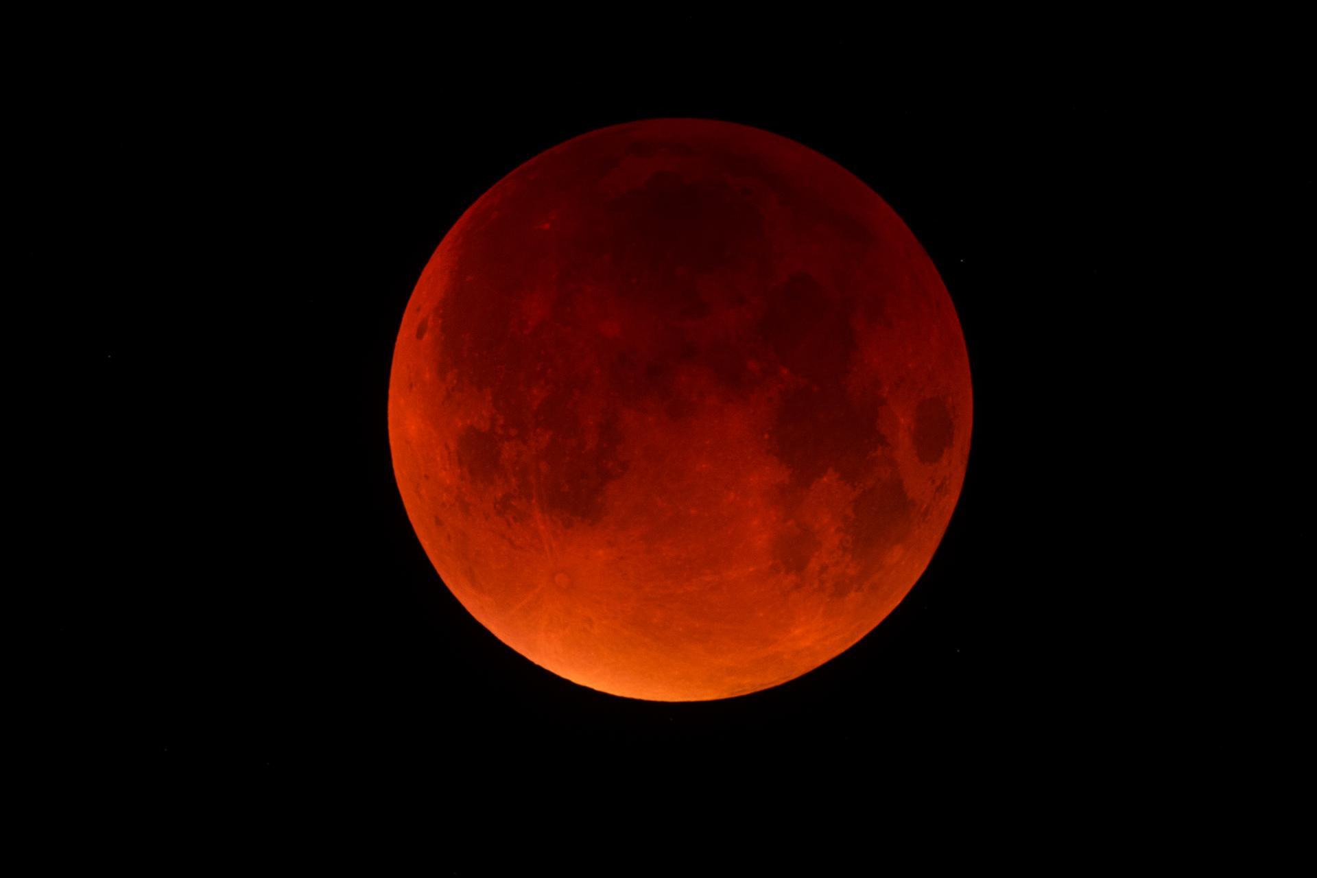 Eclipse totale de la Lune