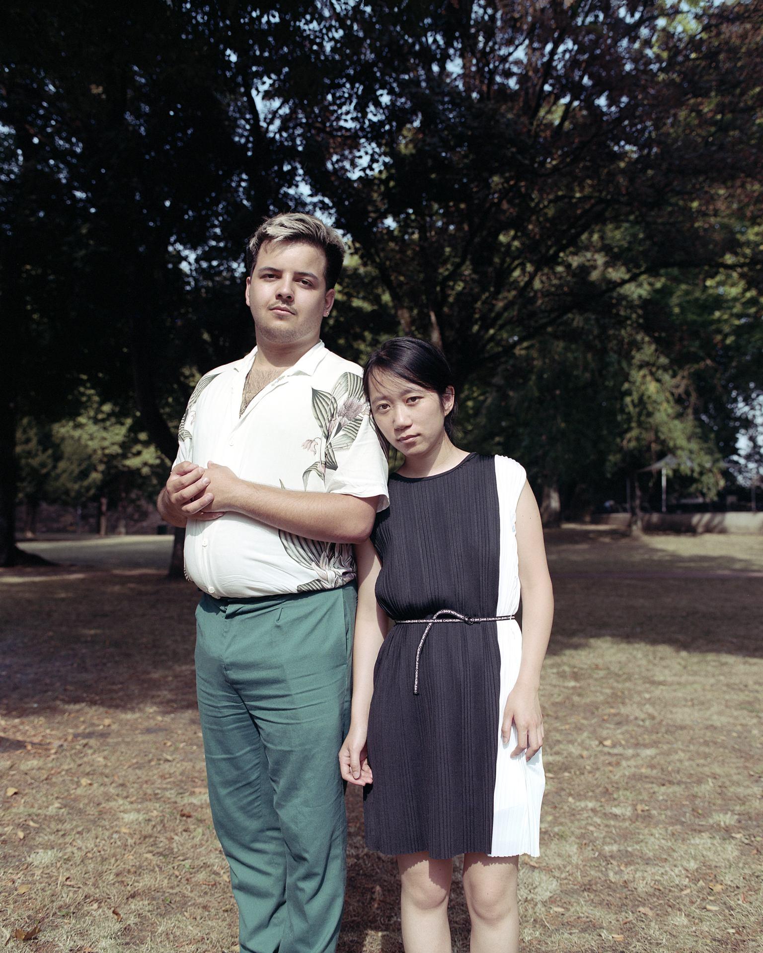Marion et Benjamin