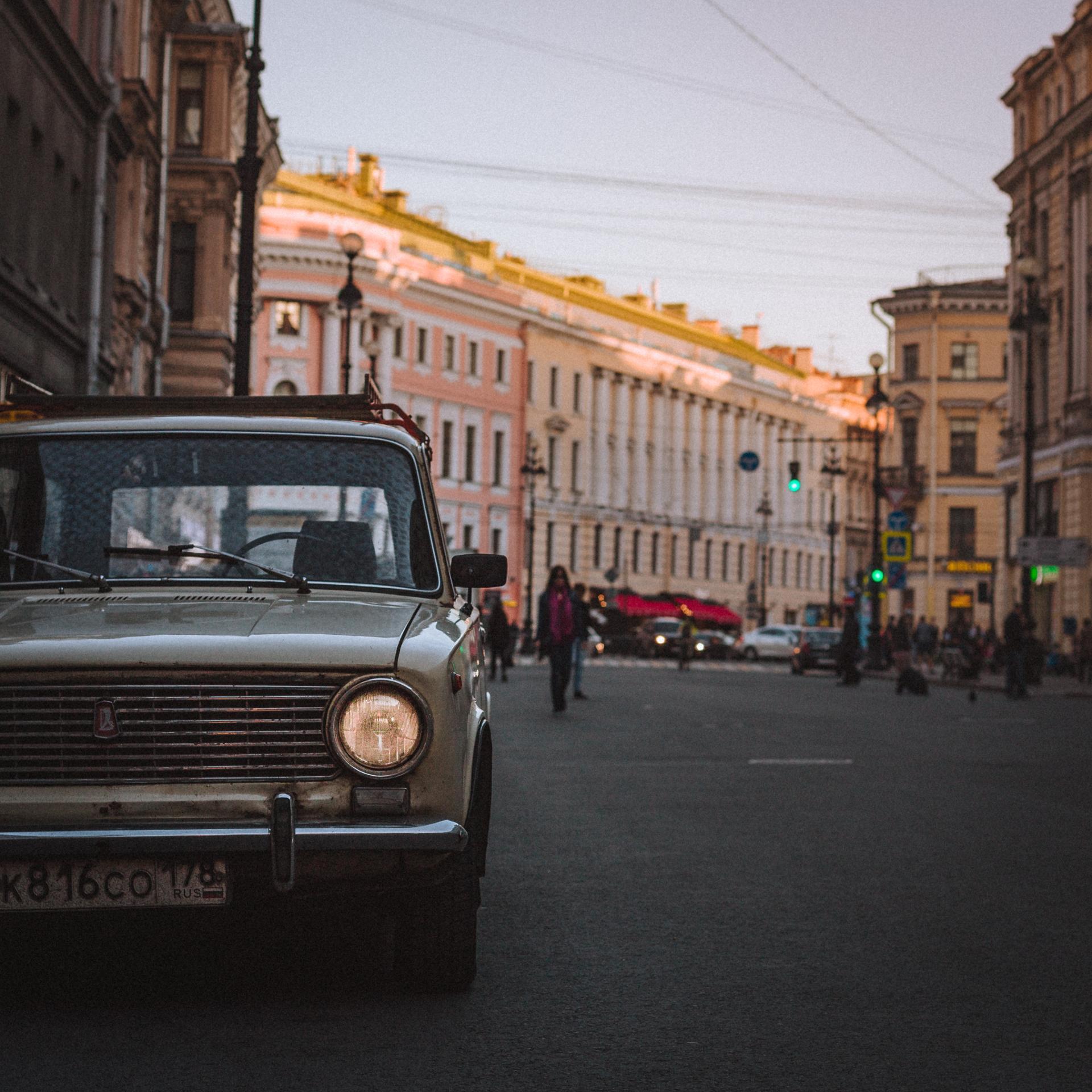 Soviet vintage