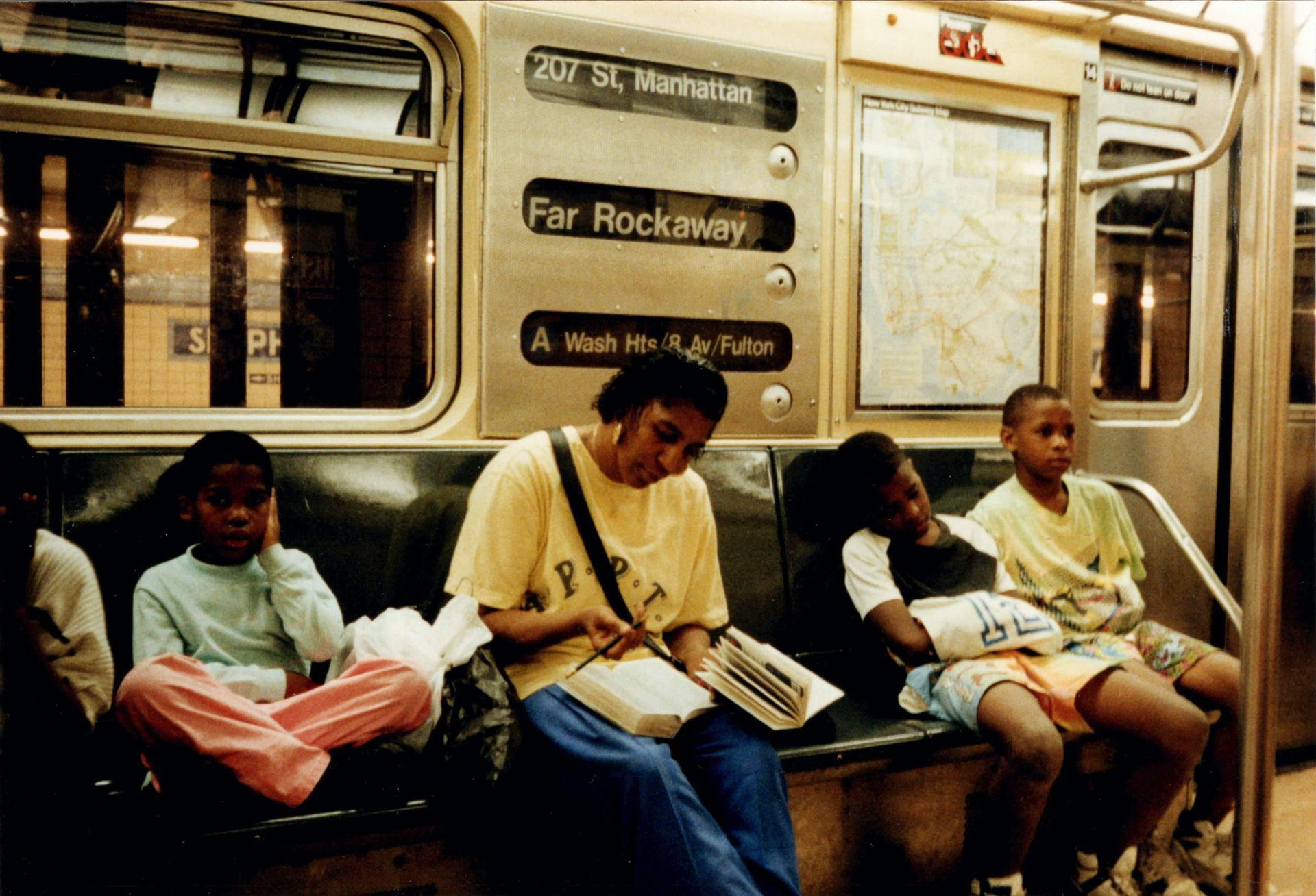 metro newyorkais - 1991