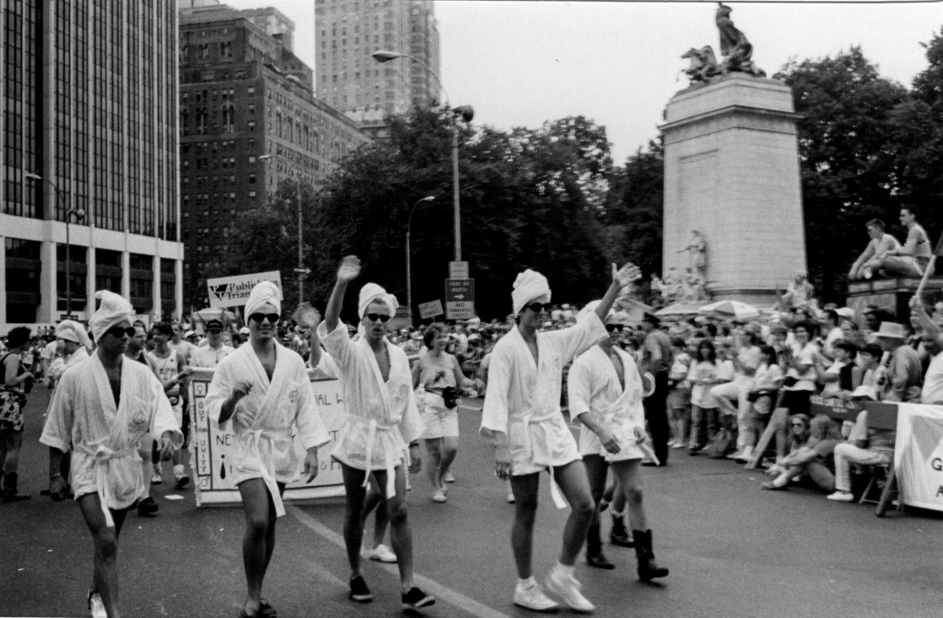 New-York Gay Pride 1991