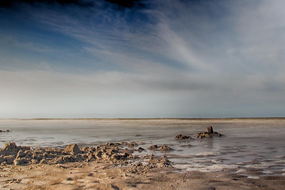 Château de sable en perdition