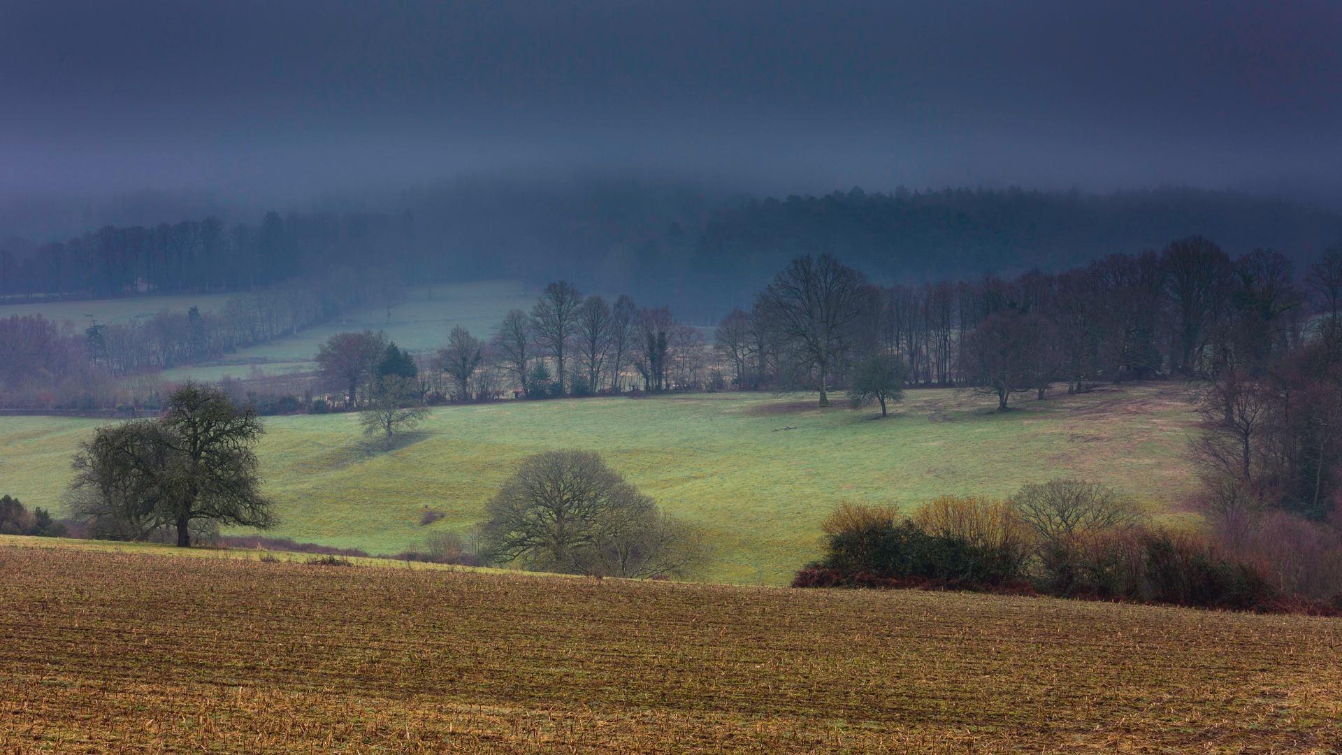La campagne normande