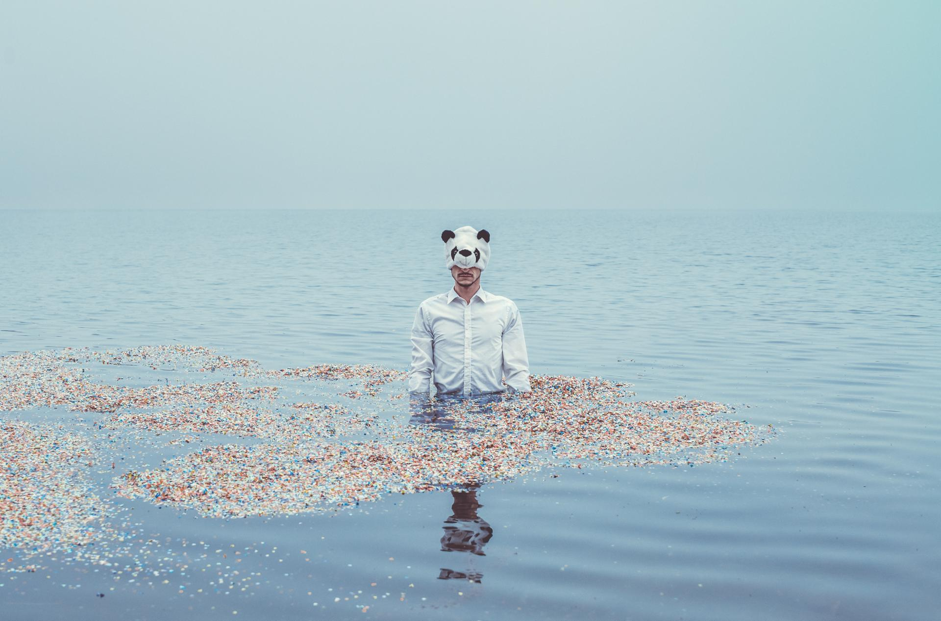 The Panda Bath