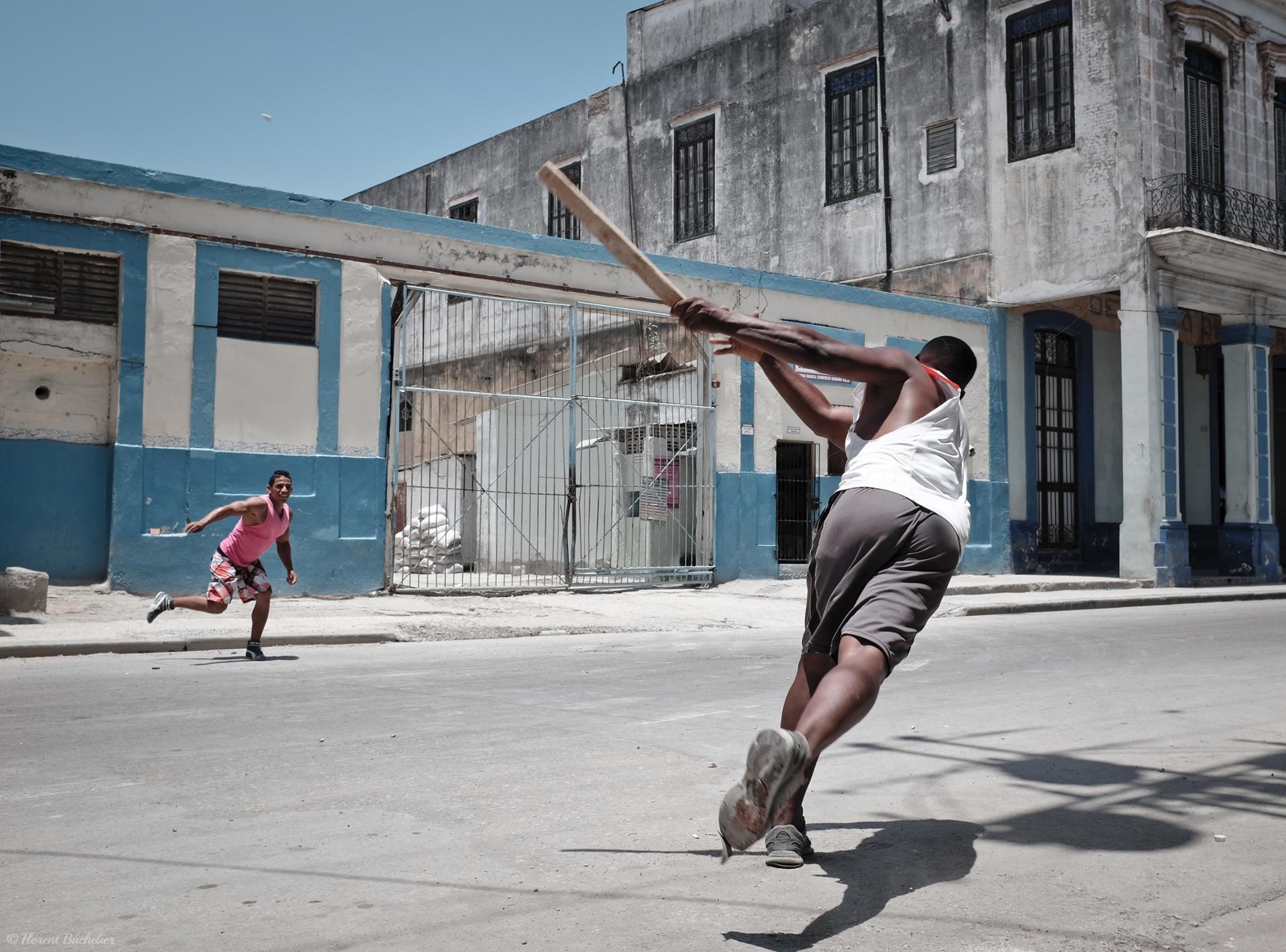 """ Béisbol "" // La Havane // 2017"