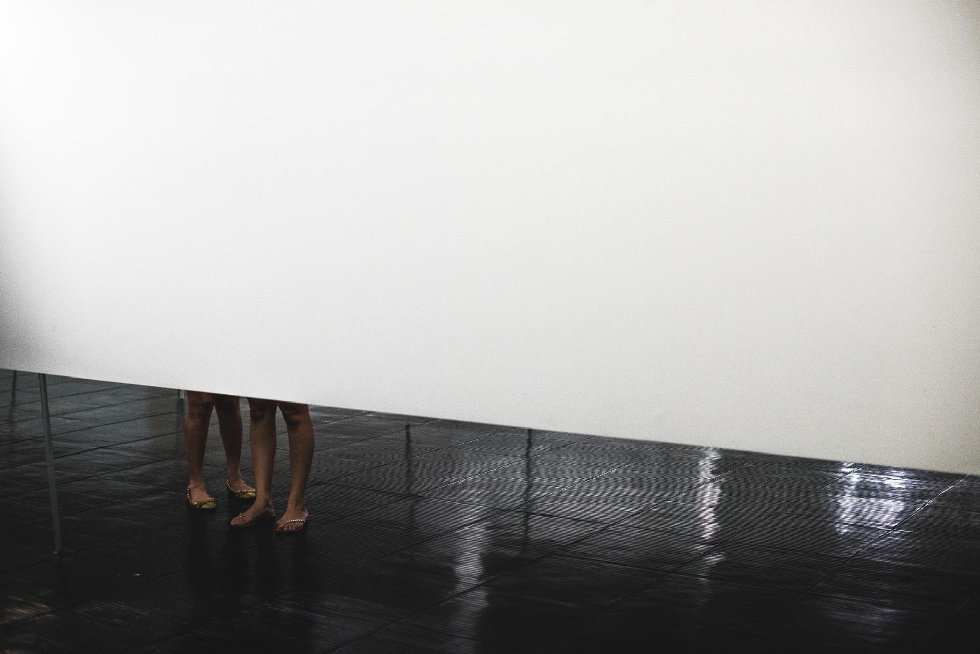 PIEDS DE MUSEE
