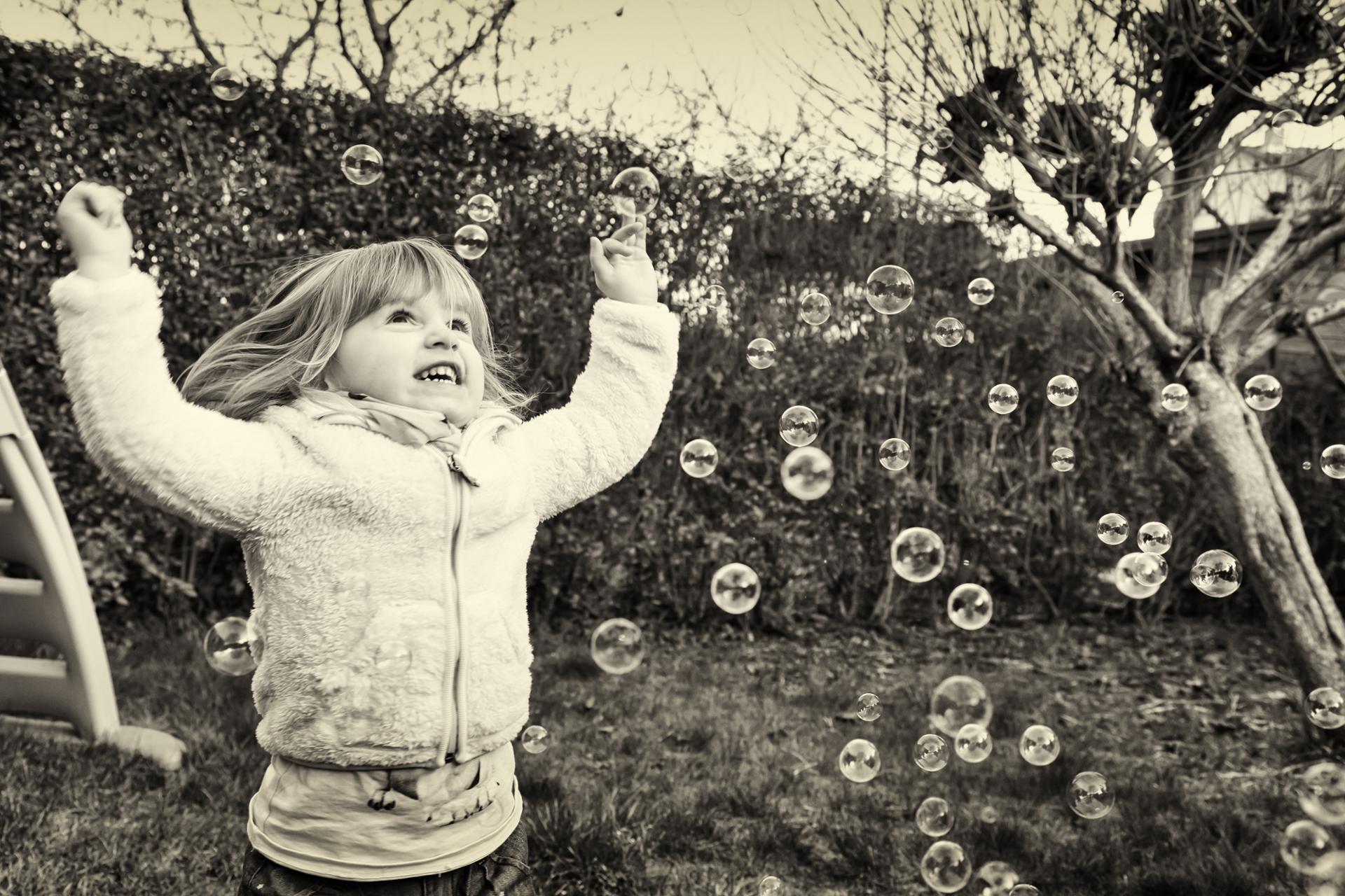 Bubble....